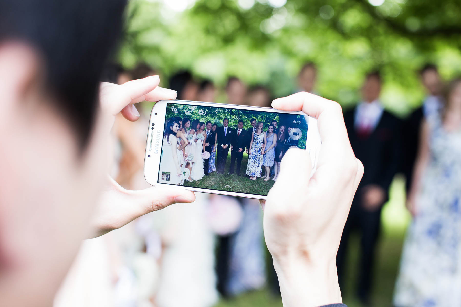 Cornwall Documentary Wedding Photography