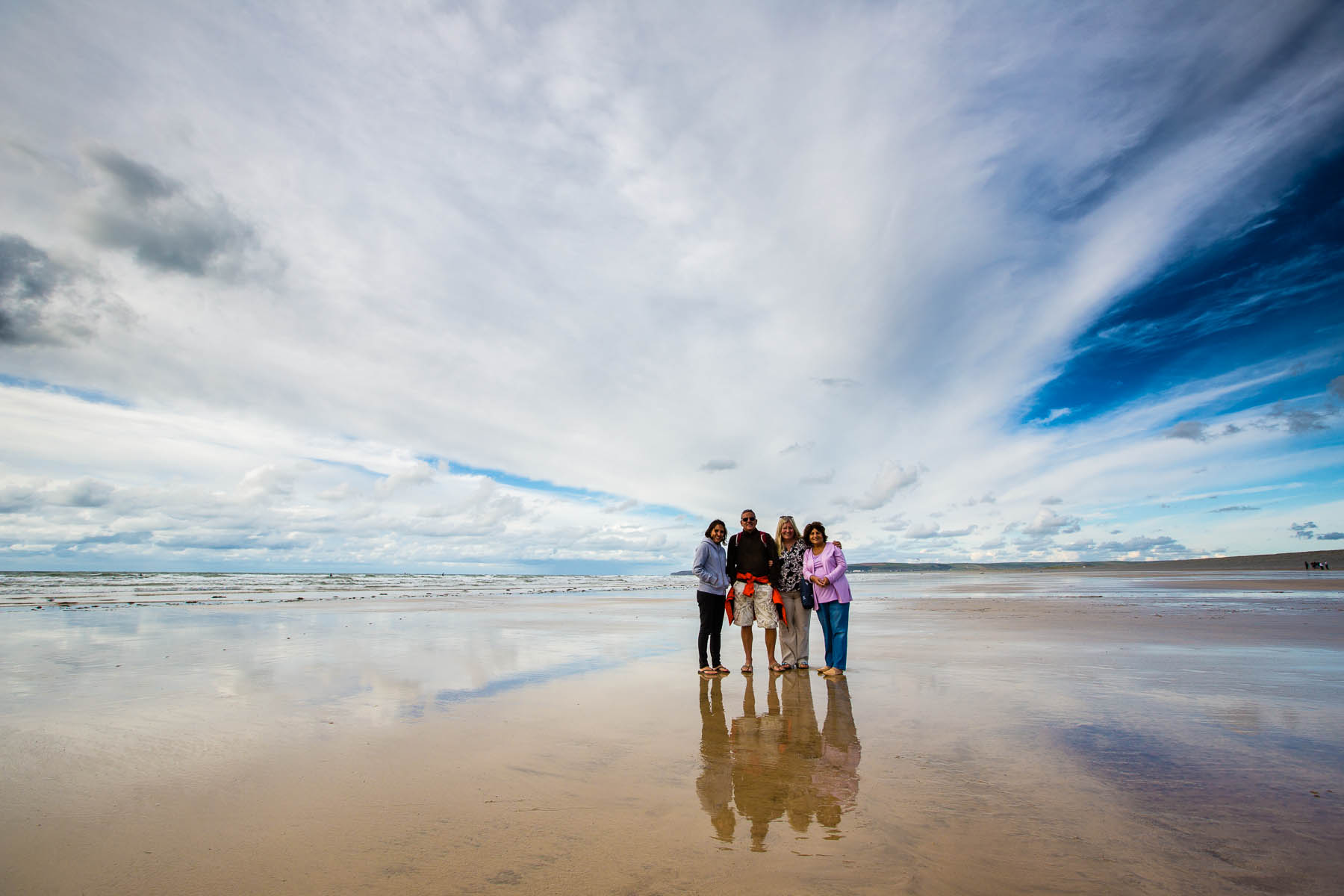 Devon Family Beach Photography