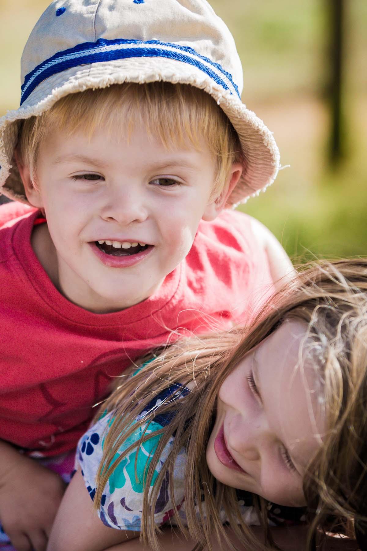 Devon documentary family photography