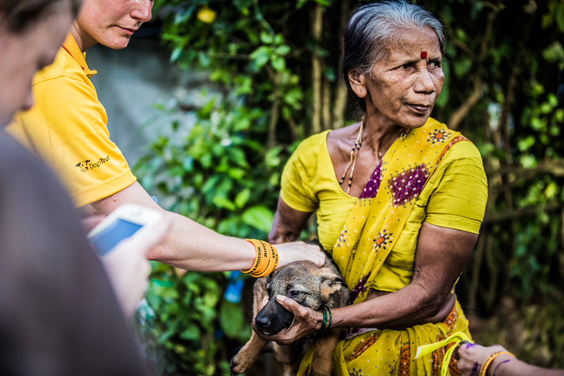 Documentary Charity Photography for Mission Rabies in India by Richard Murgatroyd
