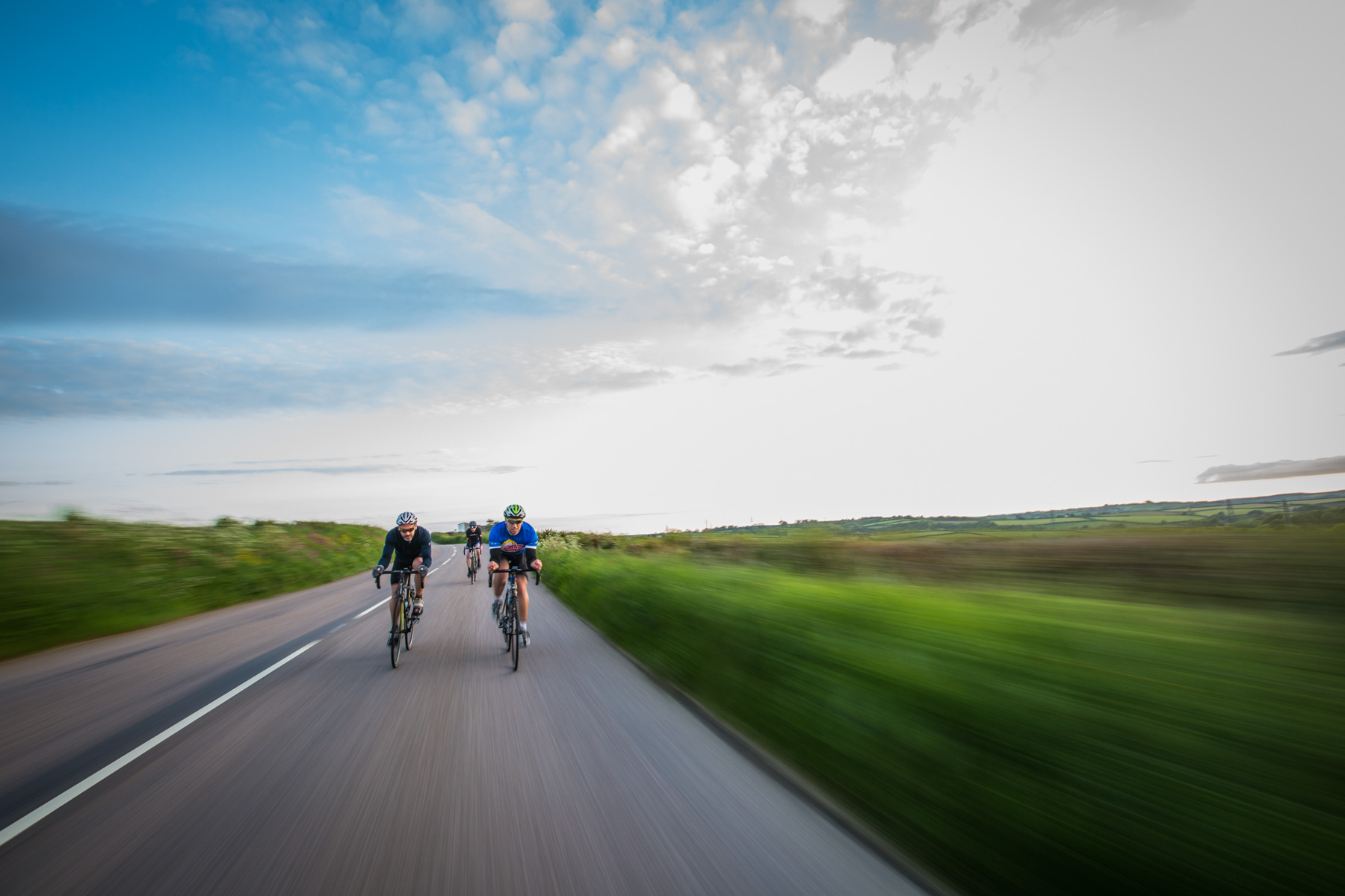 Commercial Cycling Photography