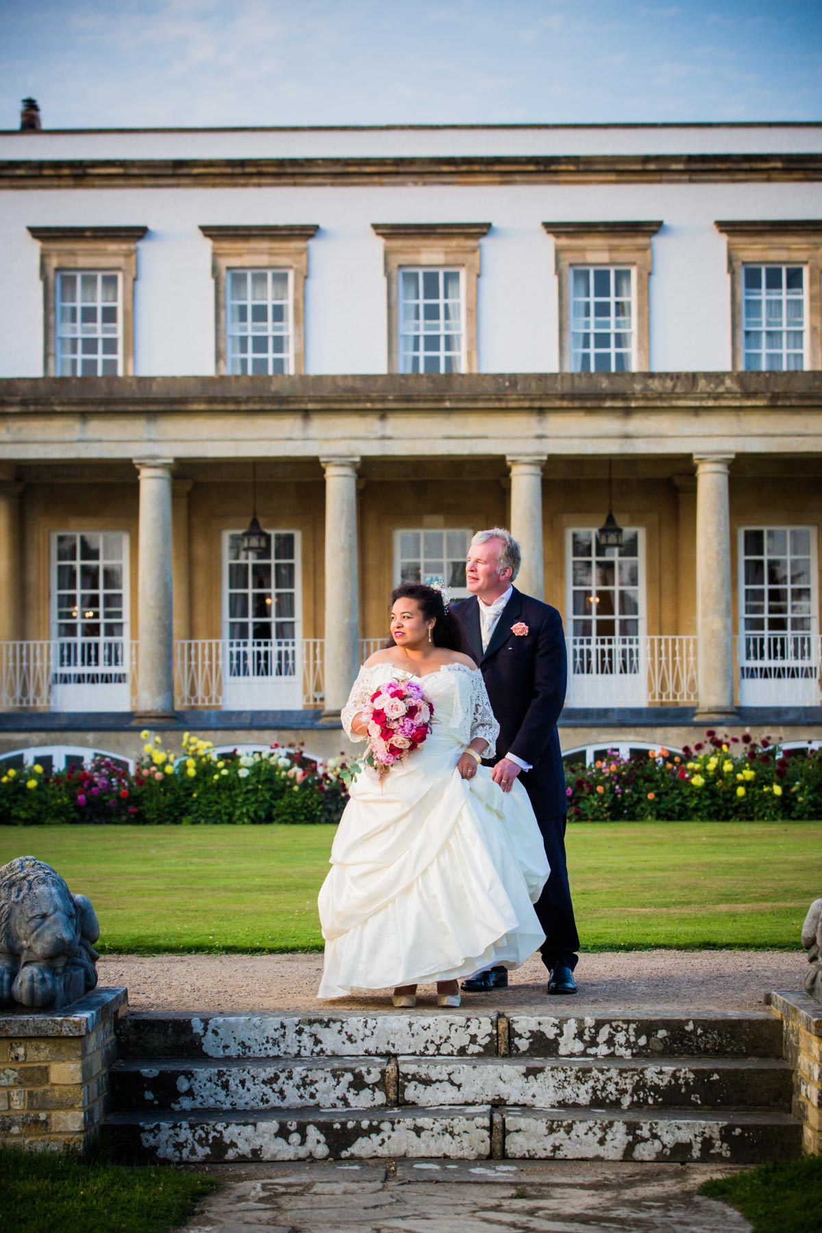 Buxted Park Wedding Photographer Richard Murgatroyd Photography
