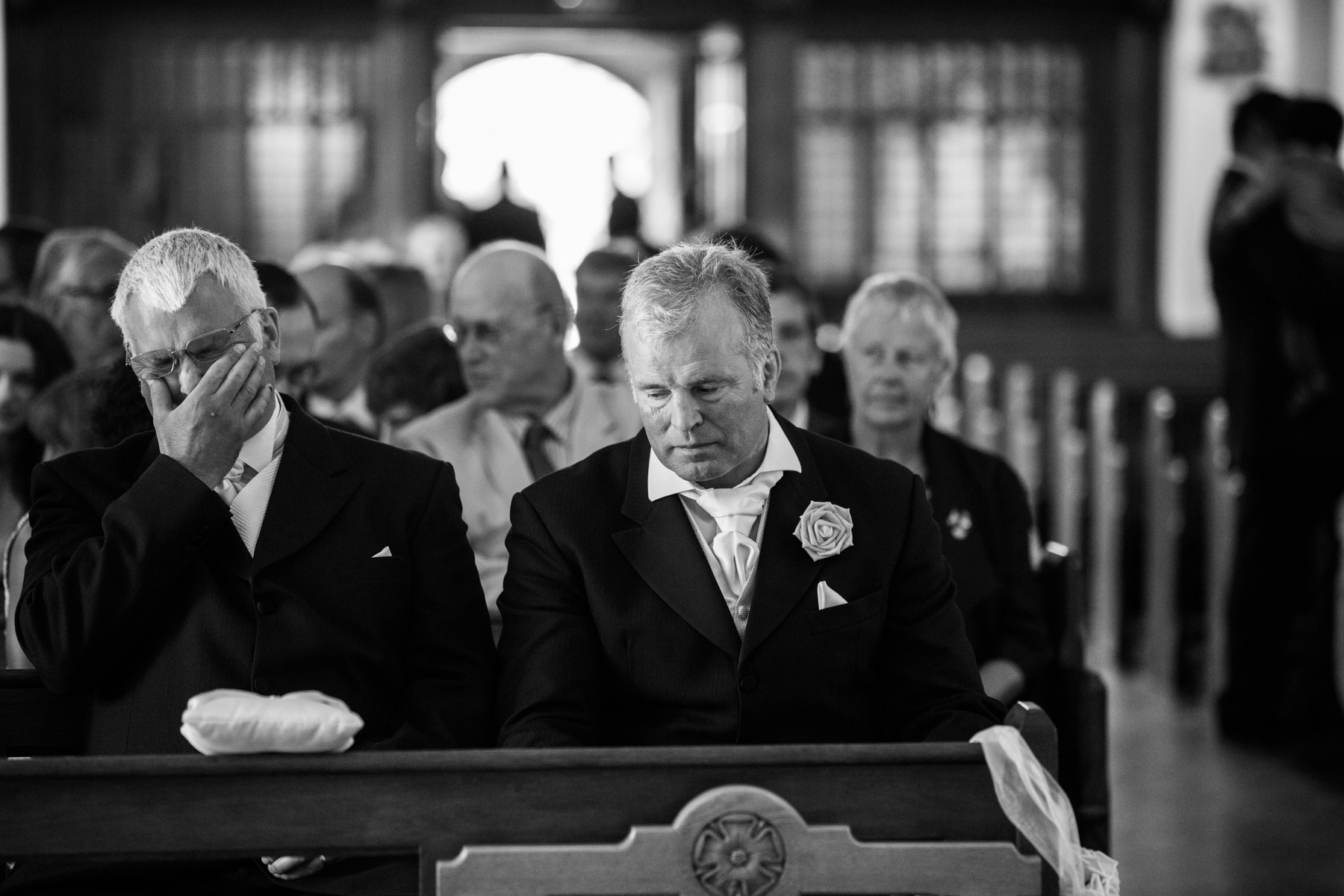 Friary Church Crawley Wedding Photographer