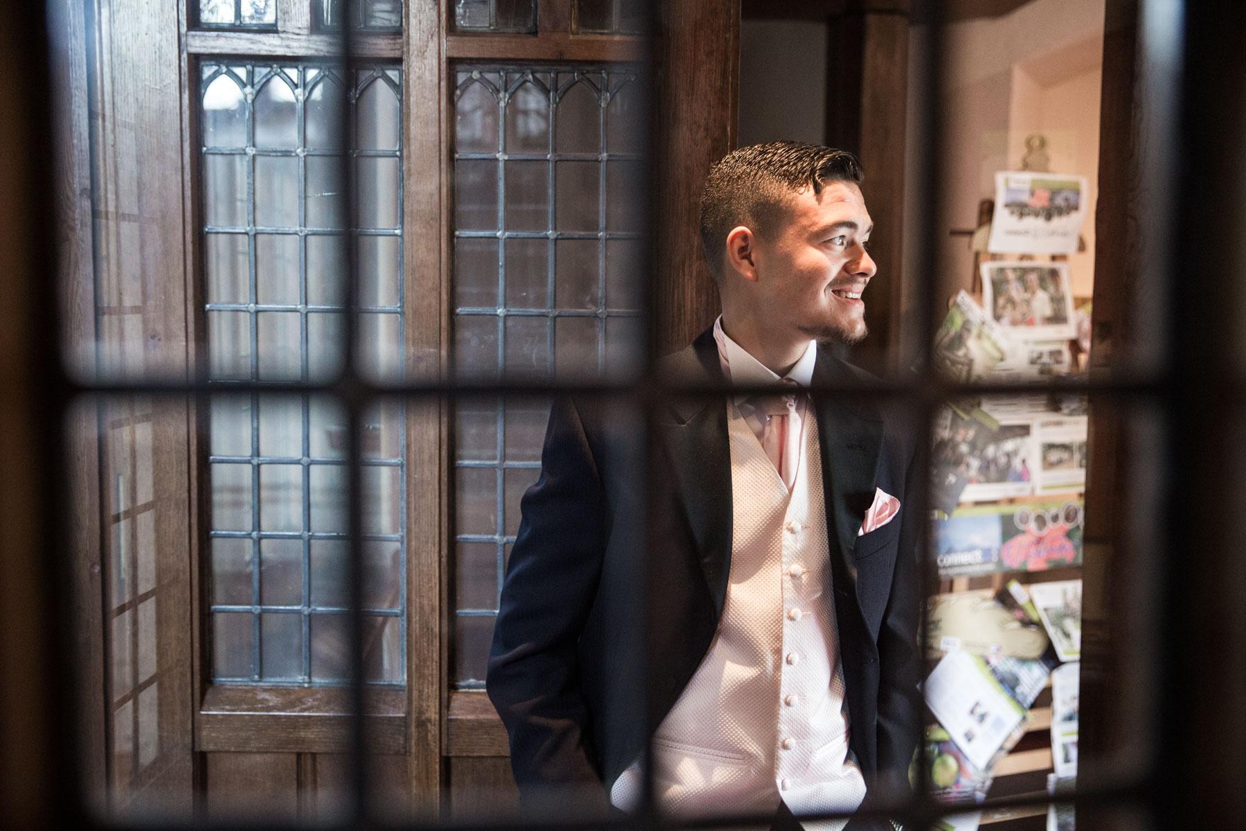 Friary Church Wedding Photographer