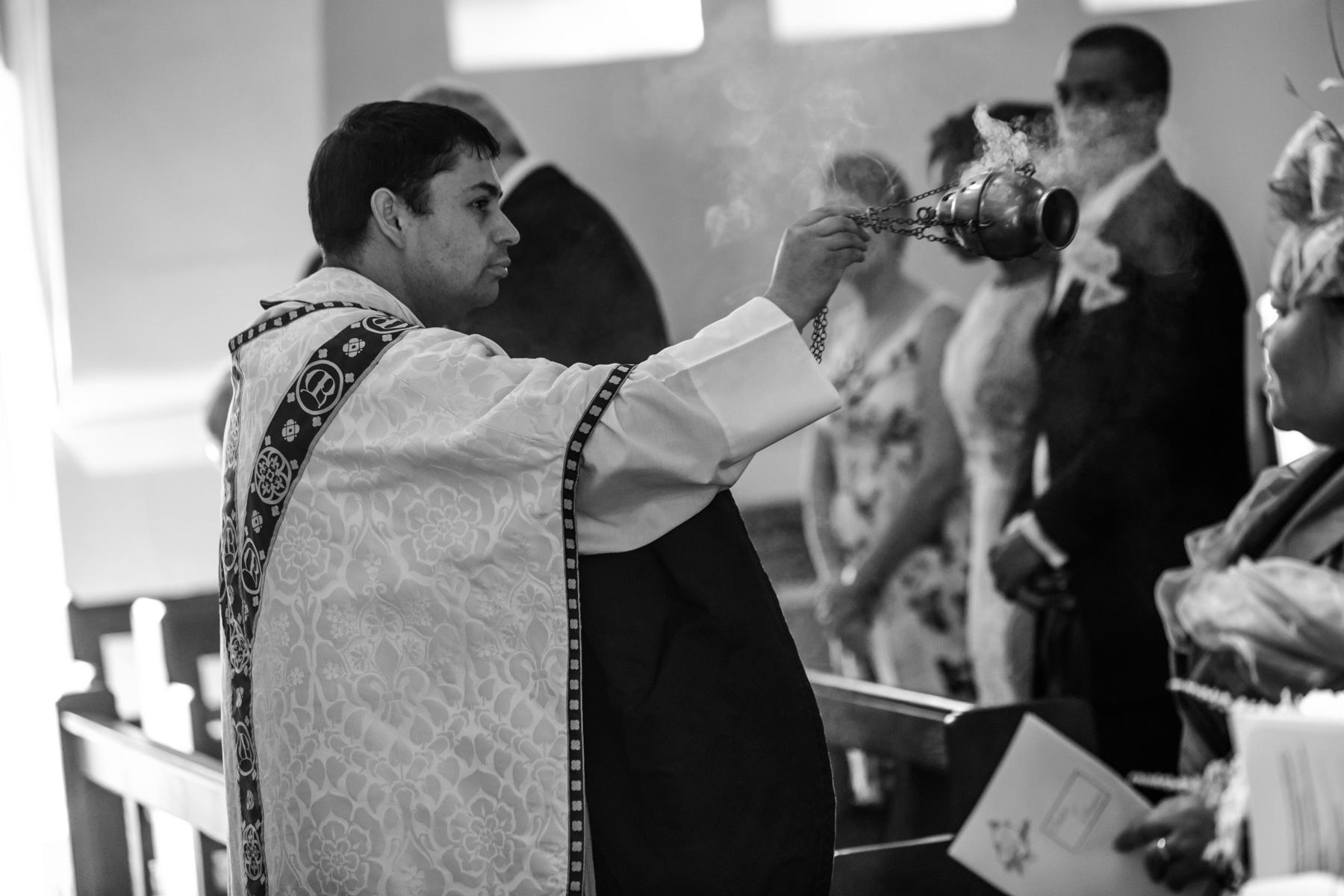 Sussex Catholic Wedding Photography