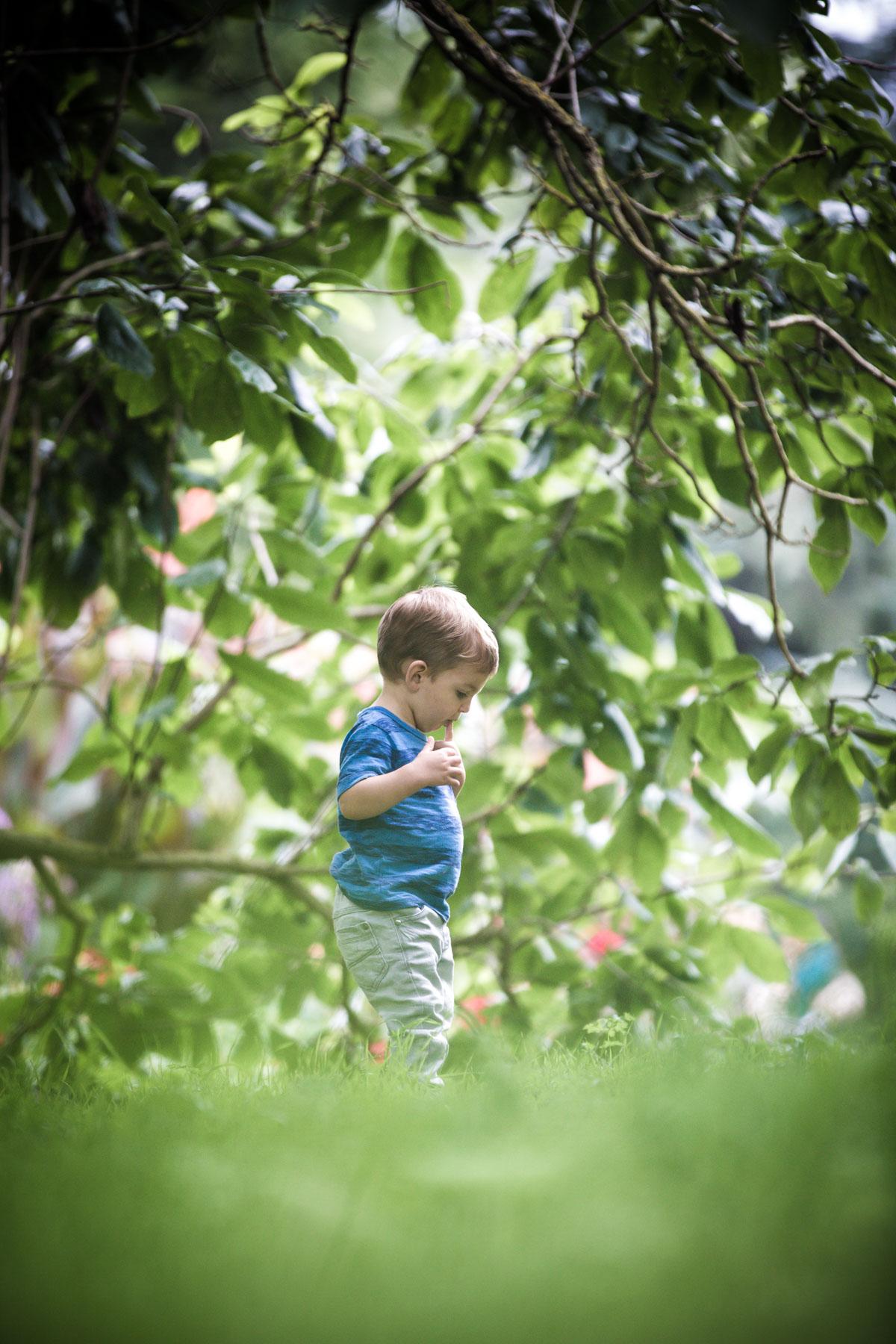 Kew Gardens Family Photographer