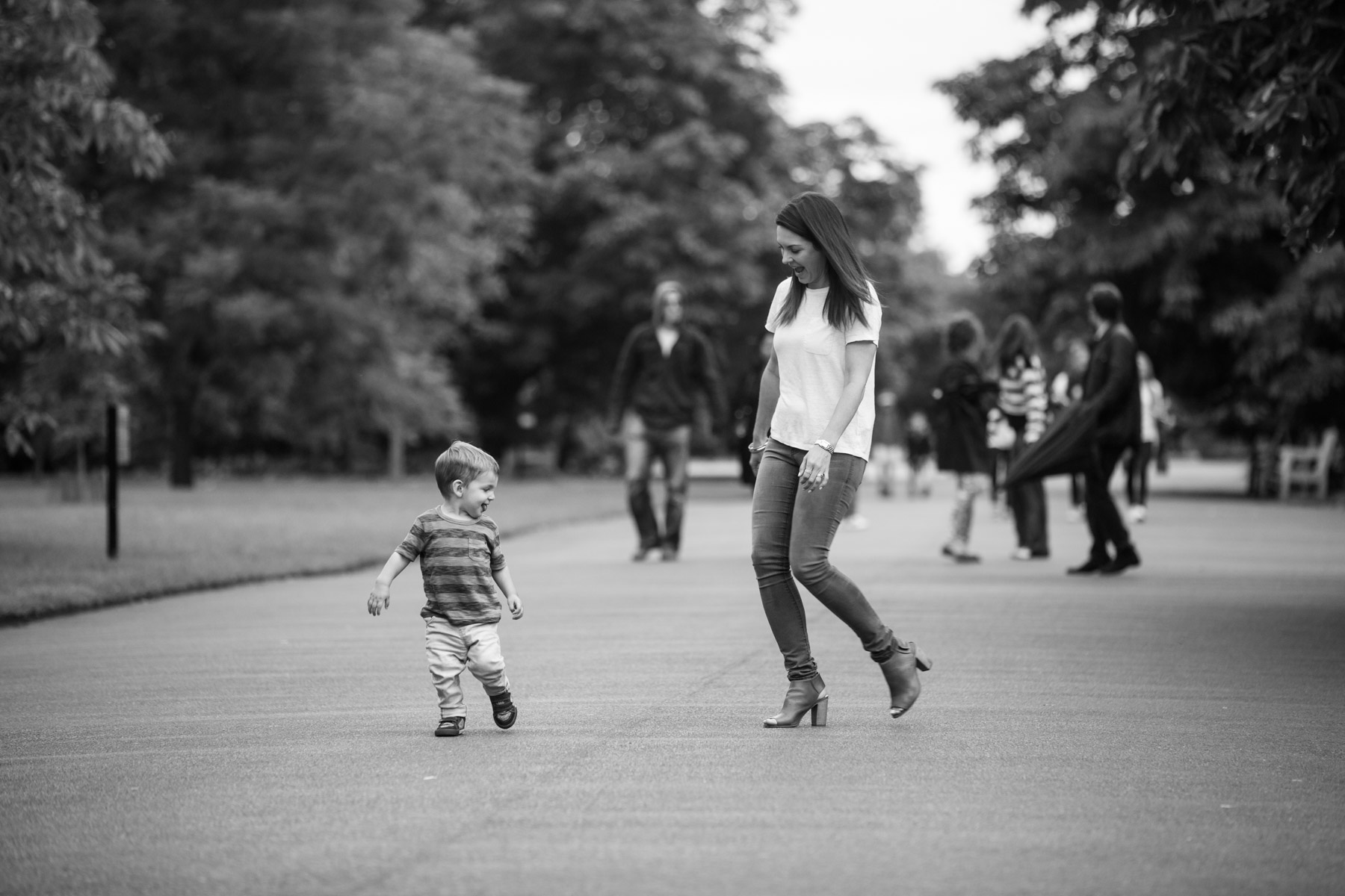 Kew Gardens Family Photography