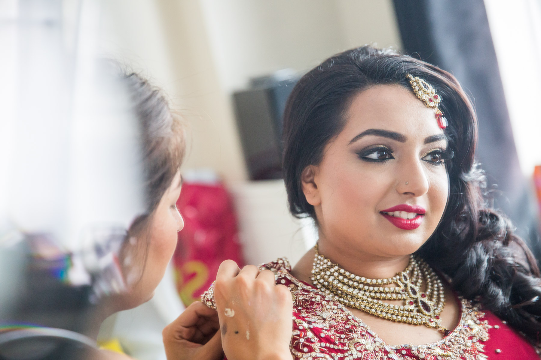 Natural Indian Wedding Photography by London Photographer Richar