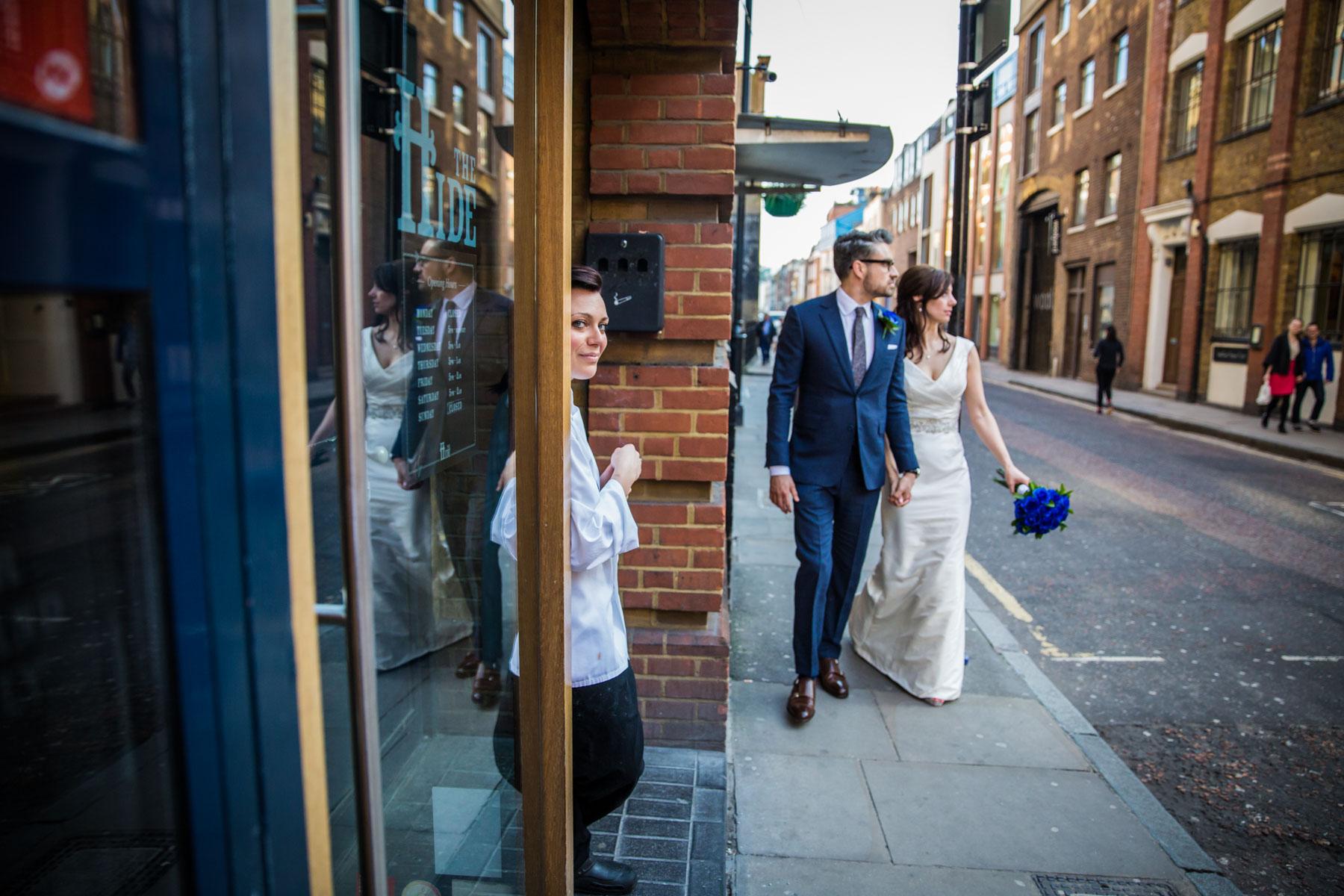 Bermondsey Wedding Photographer Richard Murgatroyd Photography