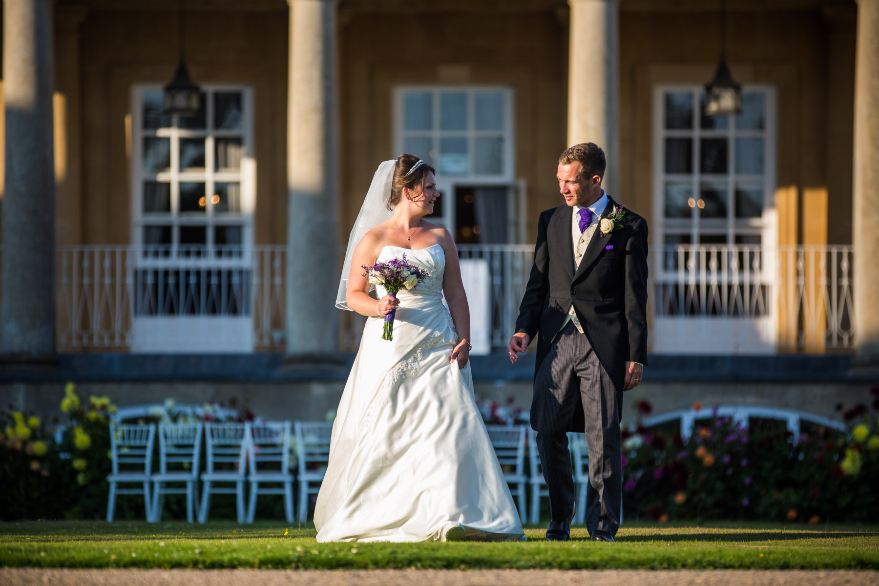 Buxted Park Hotel wedding photography Richard Murgatroyd