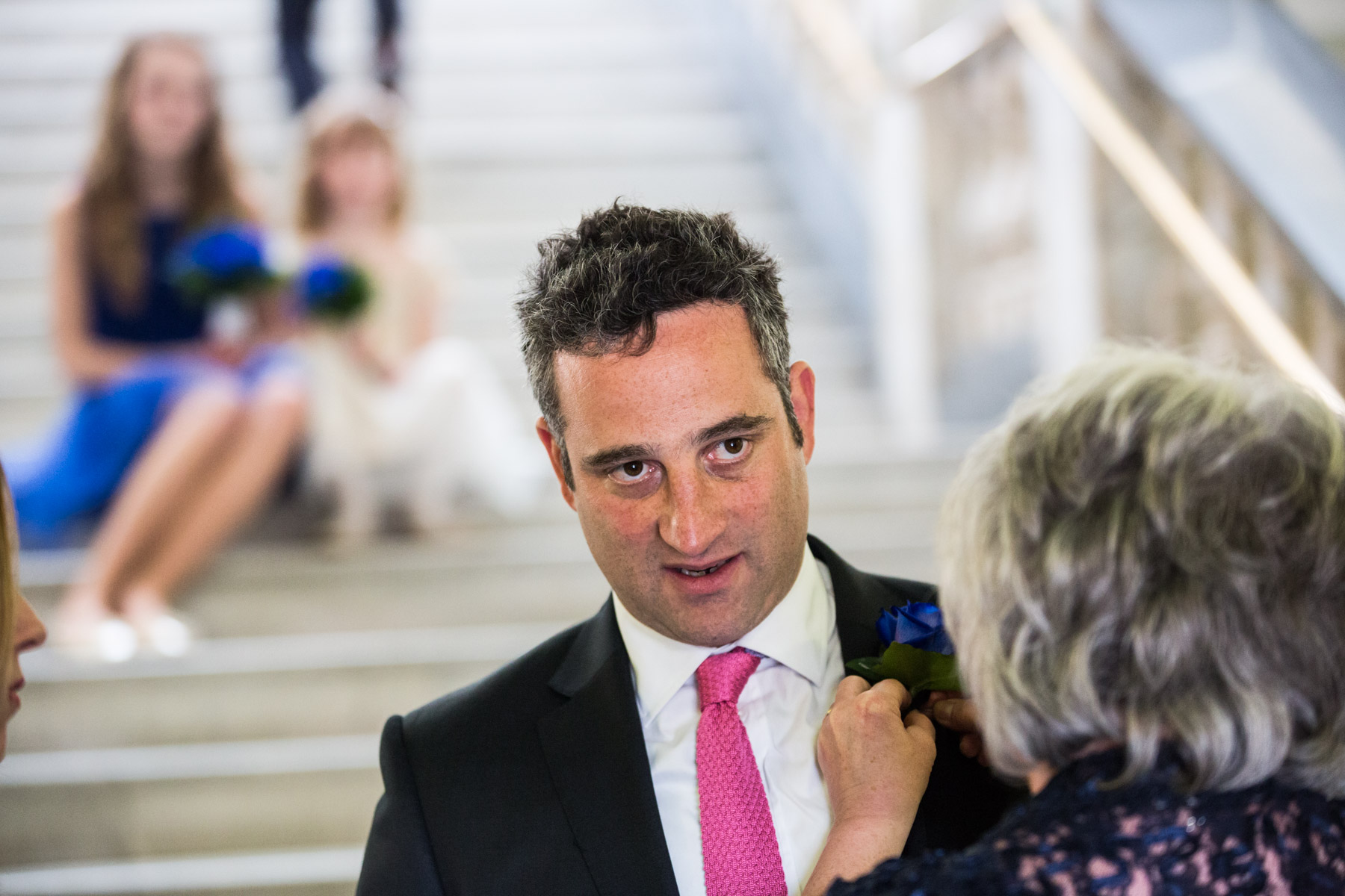 Islington Town Hall Wedding Photography - Richard Murgatroyd