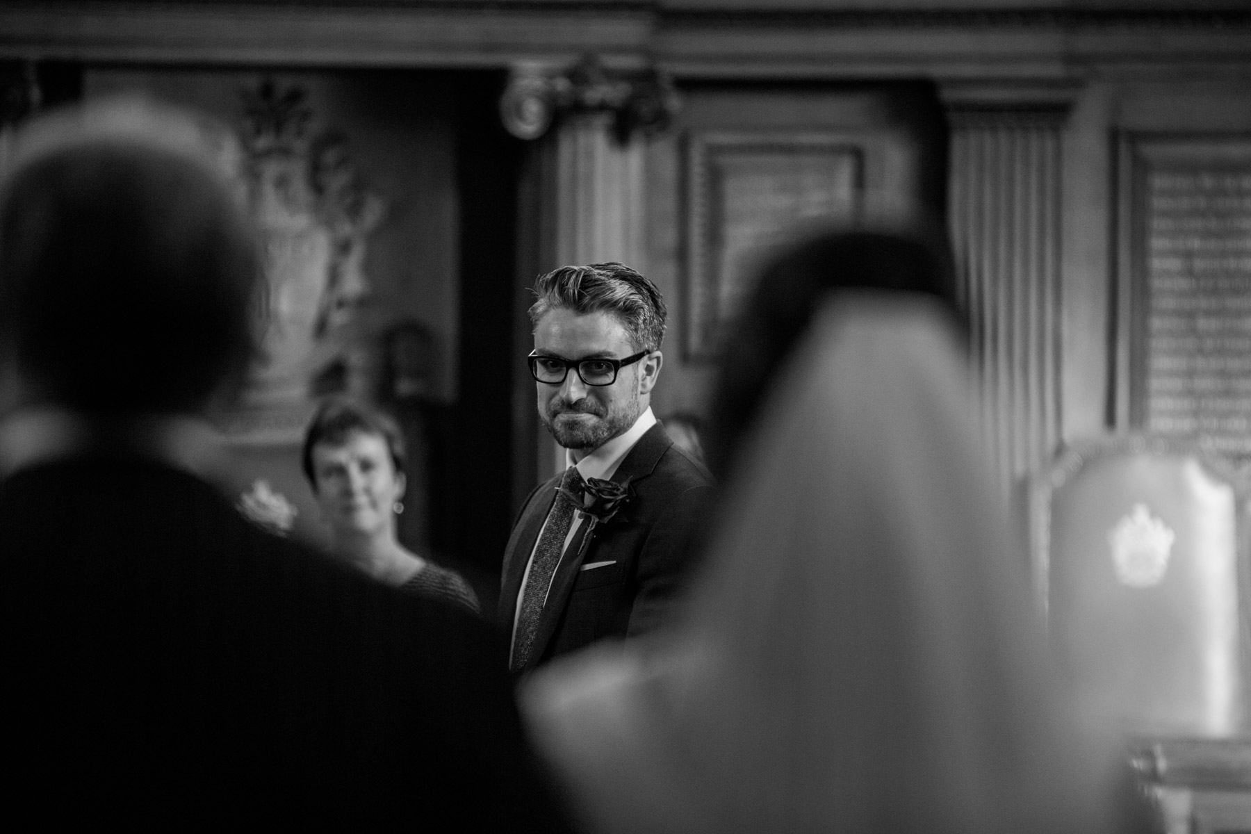 Islington Town Hall Wedding Photography - Richard Murgatroyd
