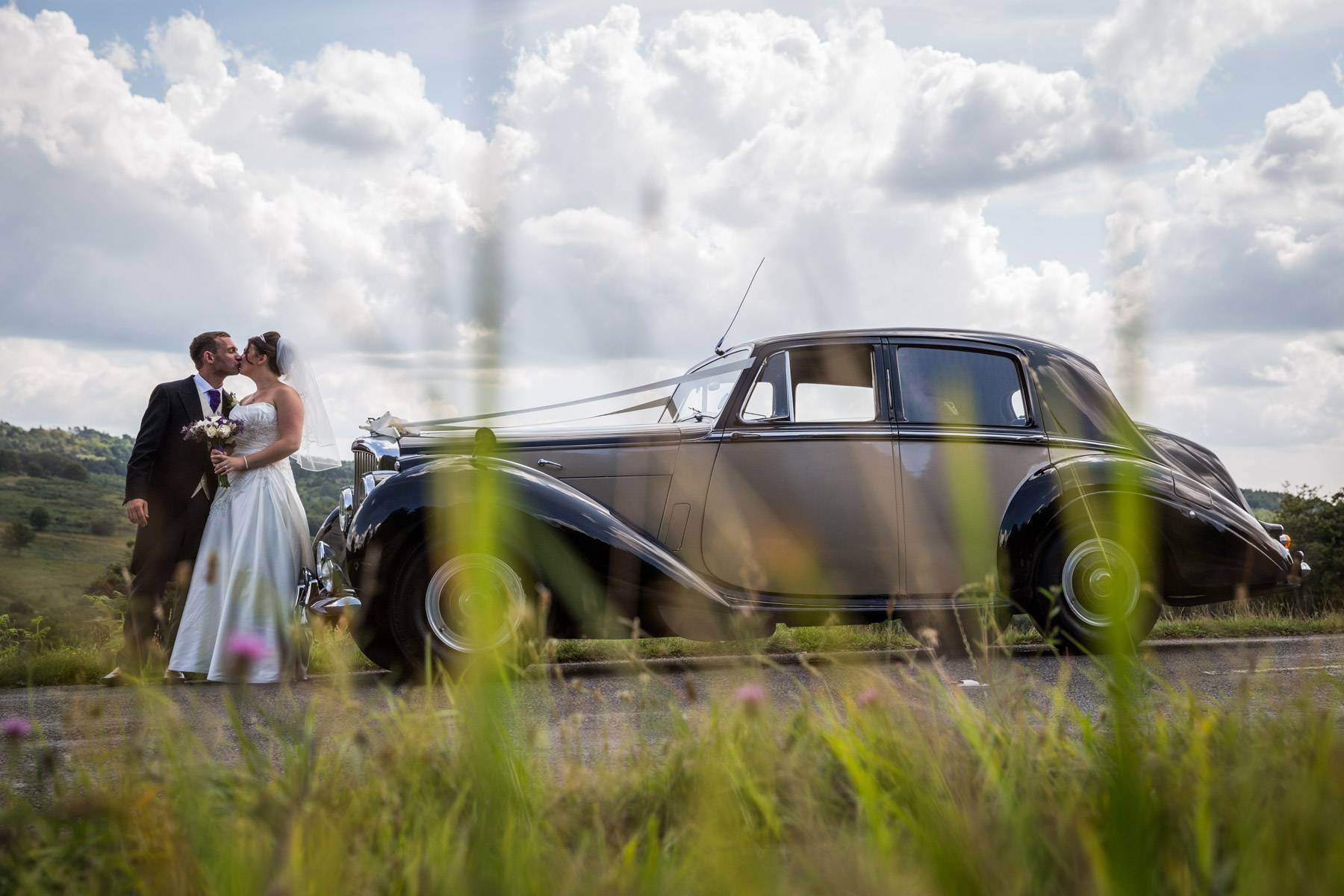 Paladins Cars Sussex Wedding photographer Richard Murgatroyd Photography