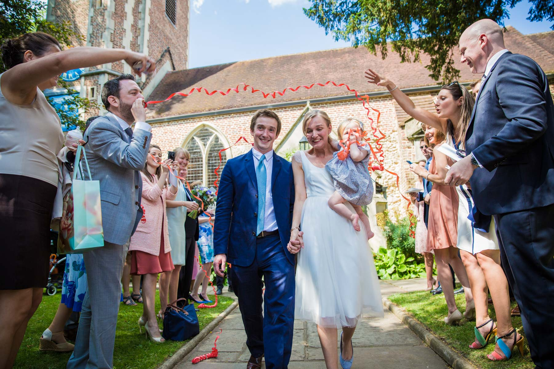 West London Wedding Photography by Richard Murgatroyd
