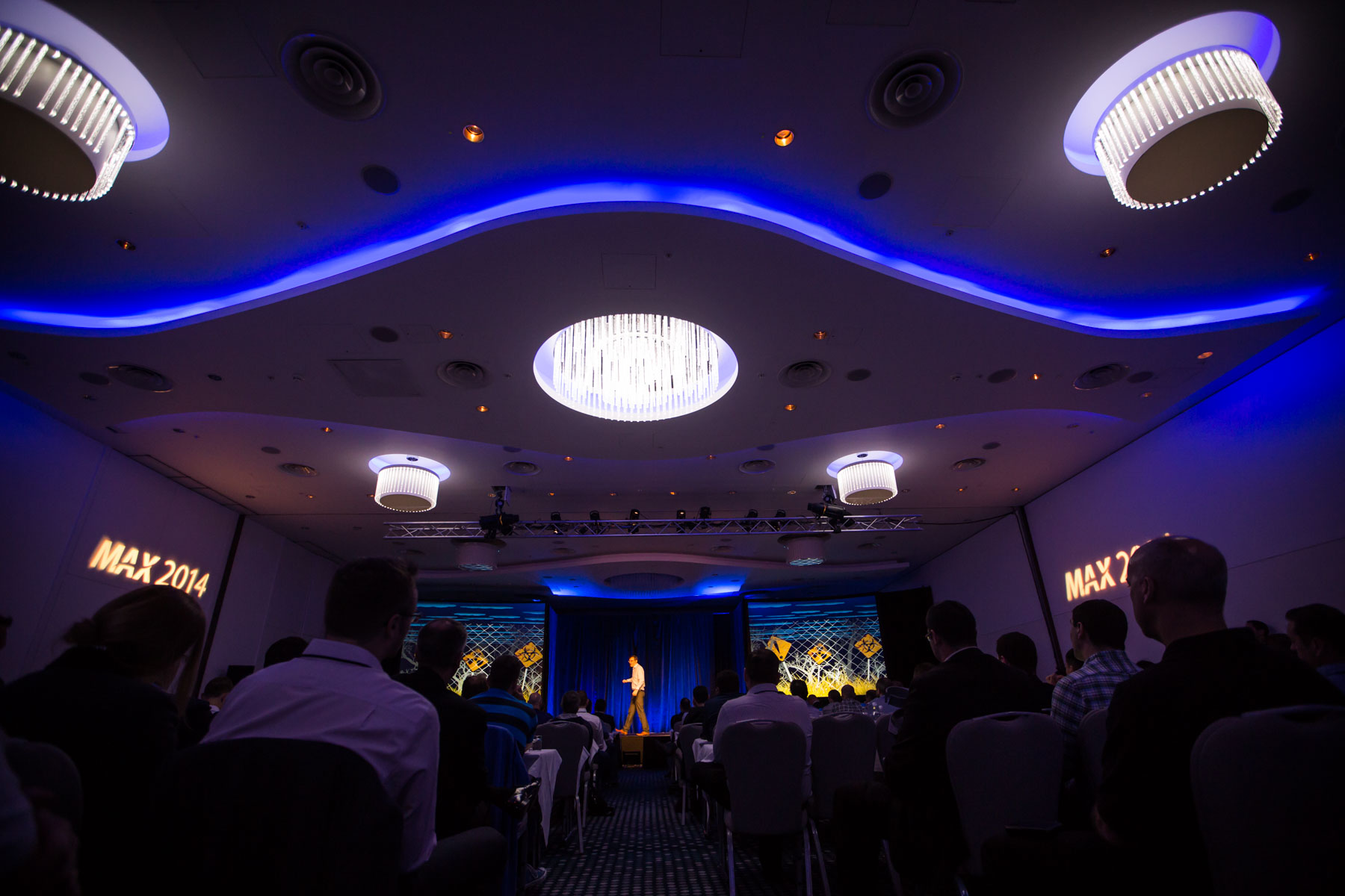 London Conference Event Photography Hilton Heathrow Terminal 5