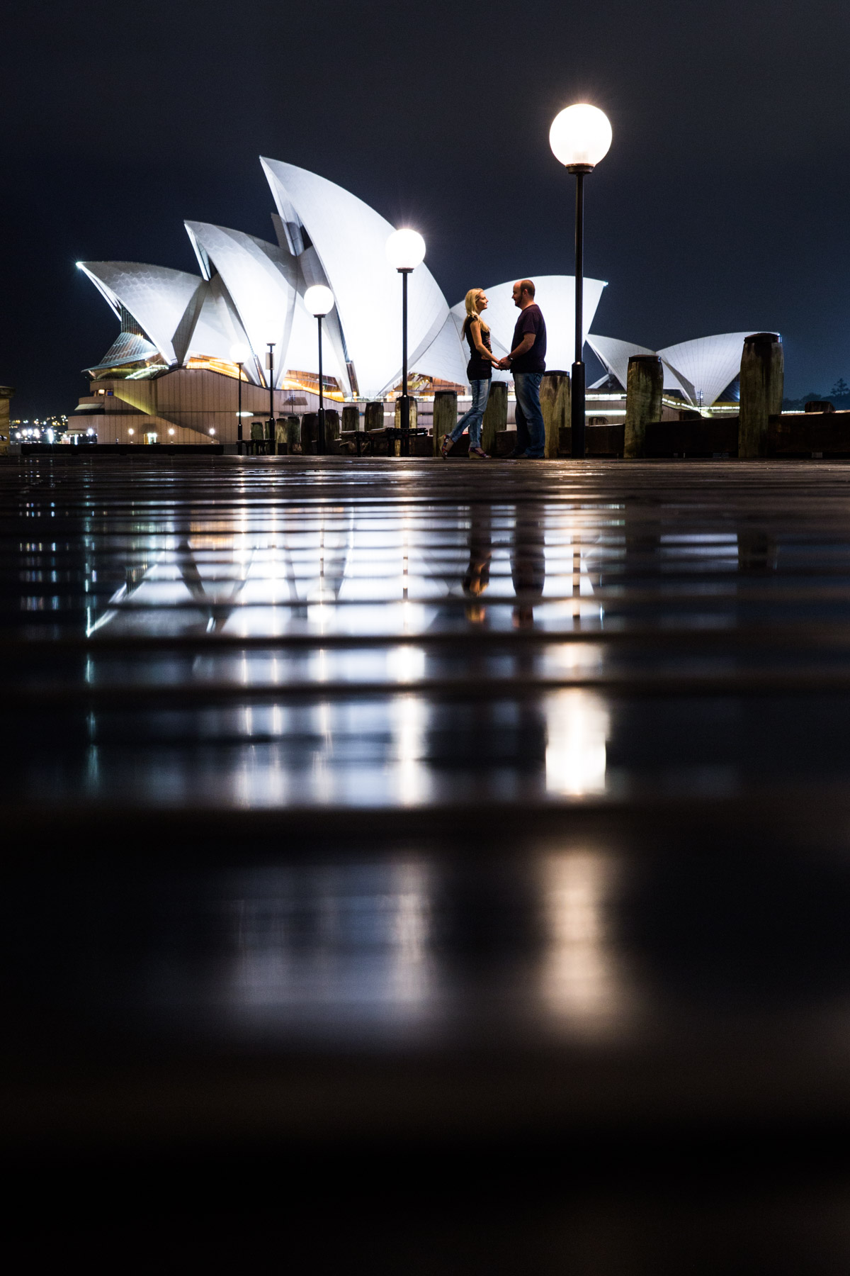 Sydney Engagement Photographer Richard Murgatroyd