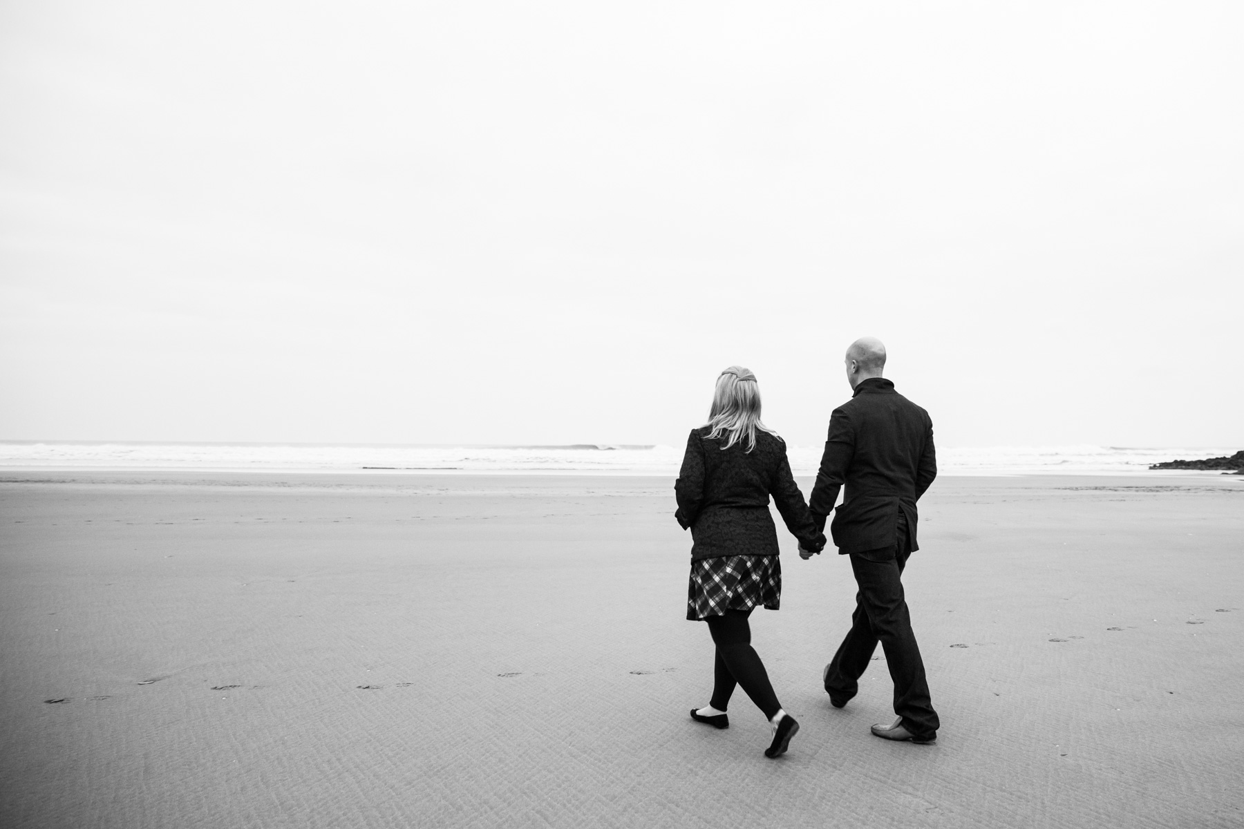 Woolacombe Engagement Photography