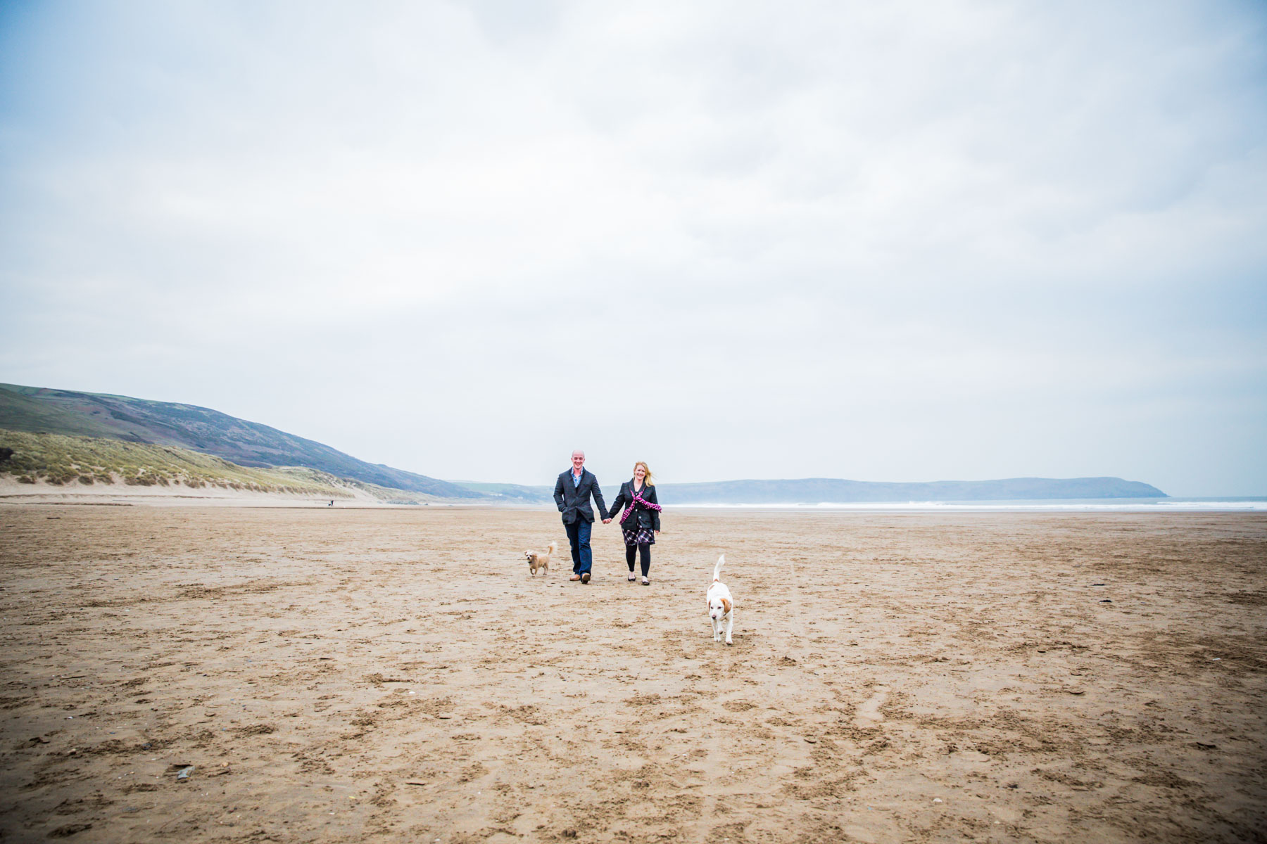 Woolacombe Wedding Photography by Devon Wedding Photographer Richard Murgatroyd