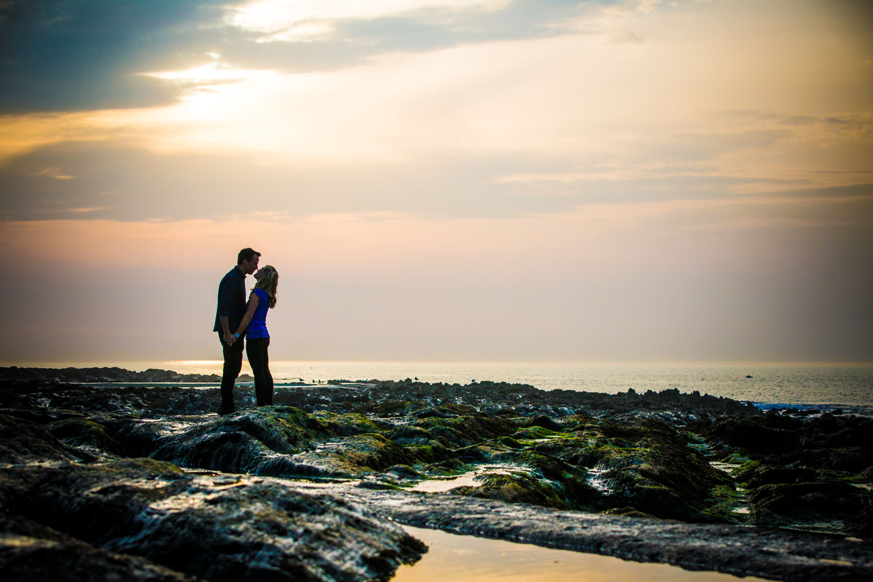 North Devon Engagement Photography