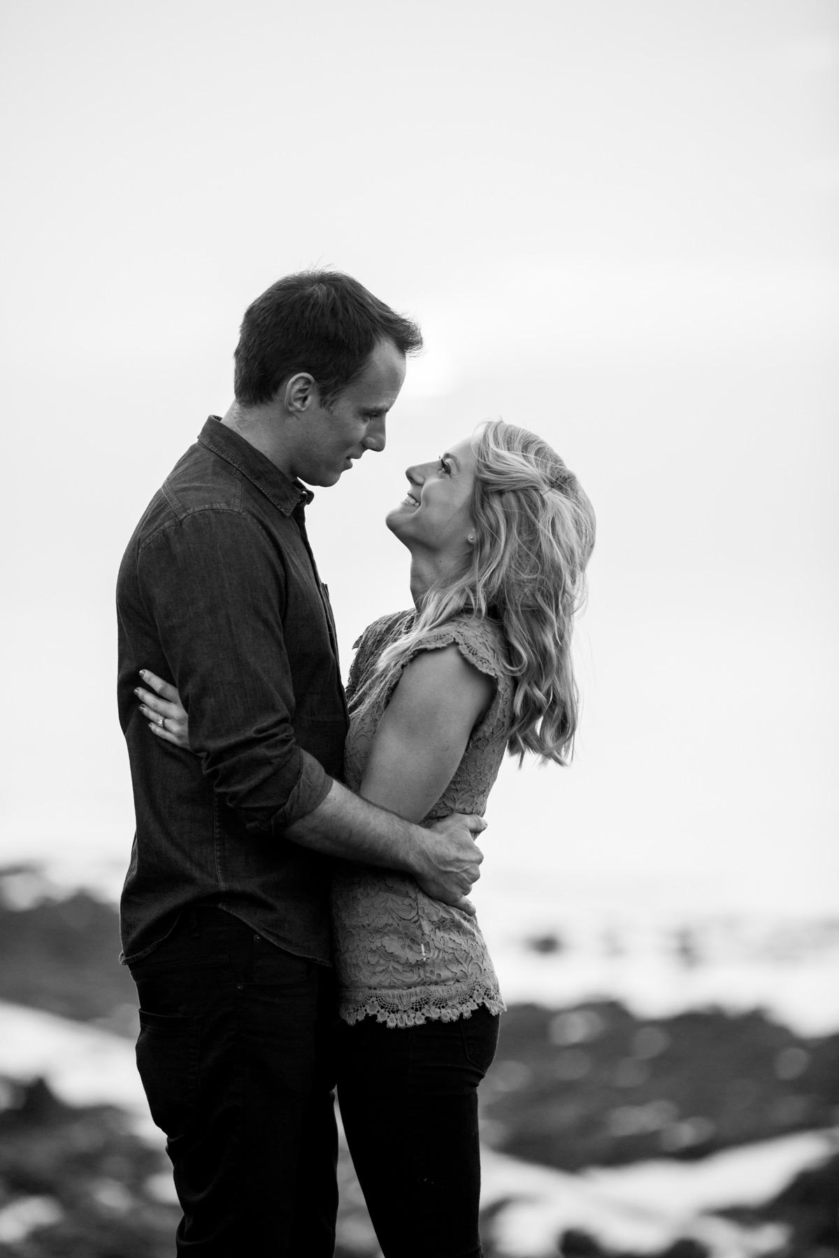 North Devon Engagement Photography