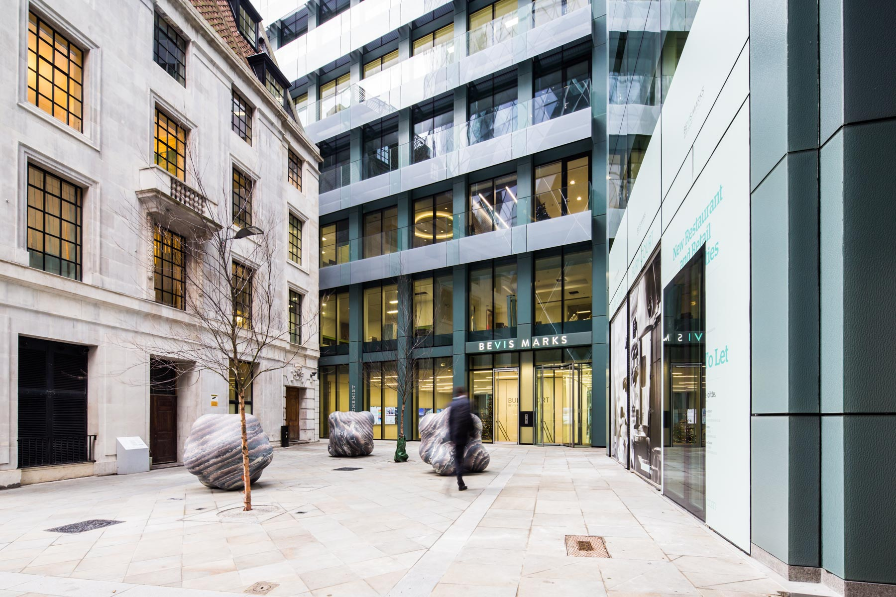 London Commercial Real Estate Photography