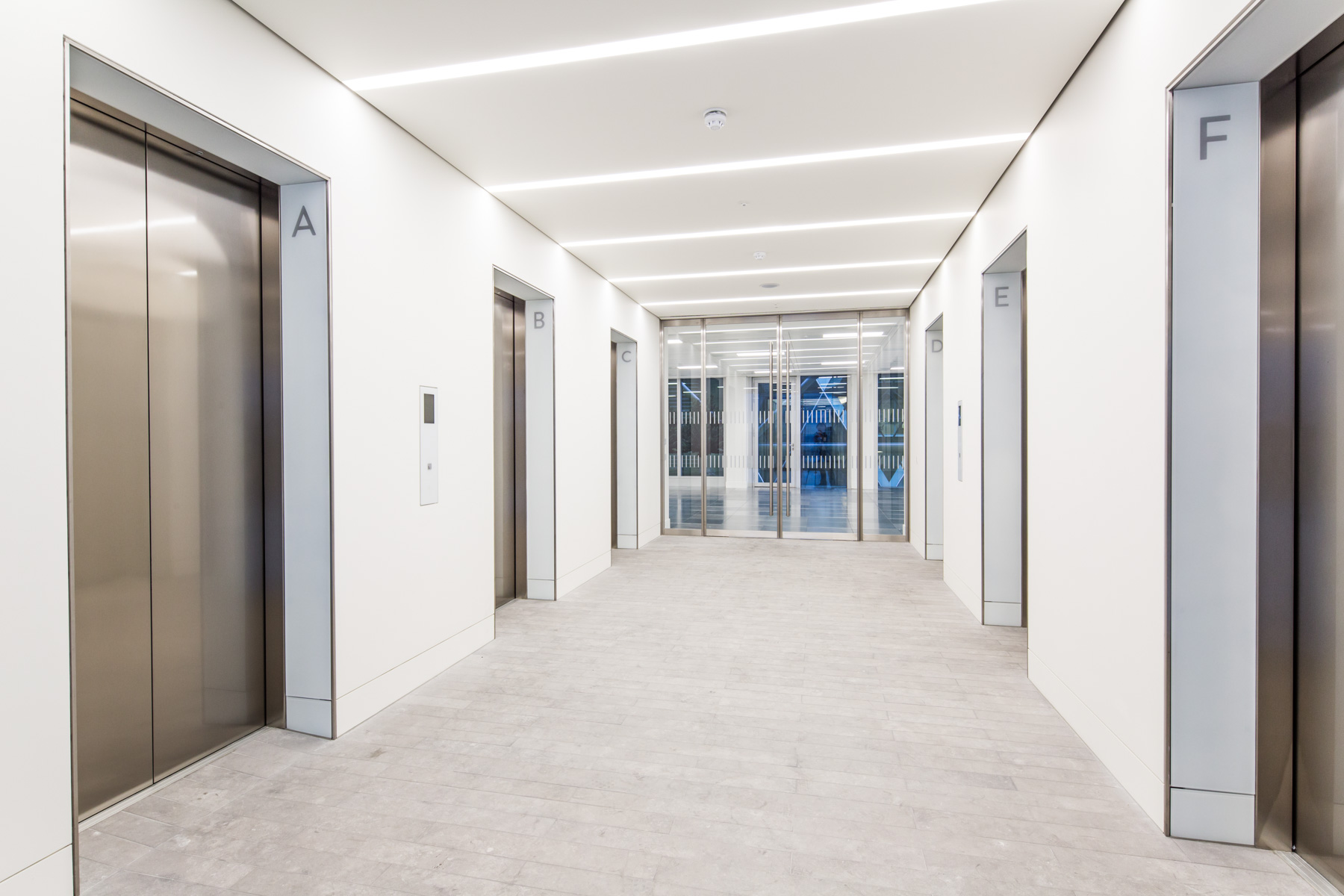 6 Bevis Marks London Architectural Photography