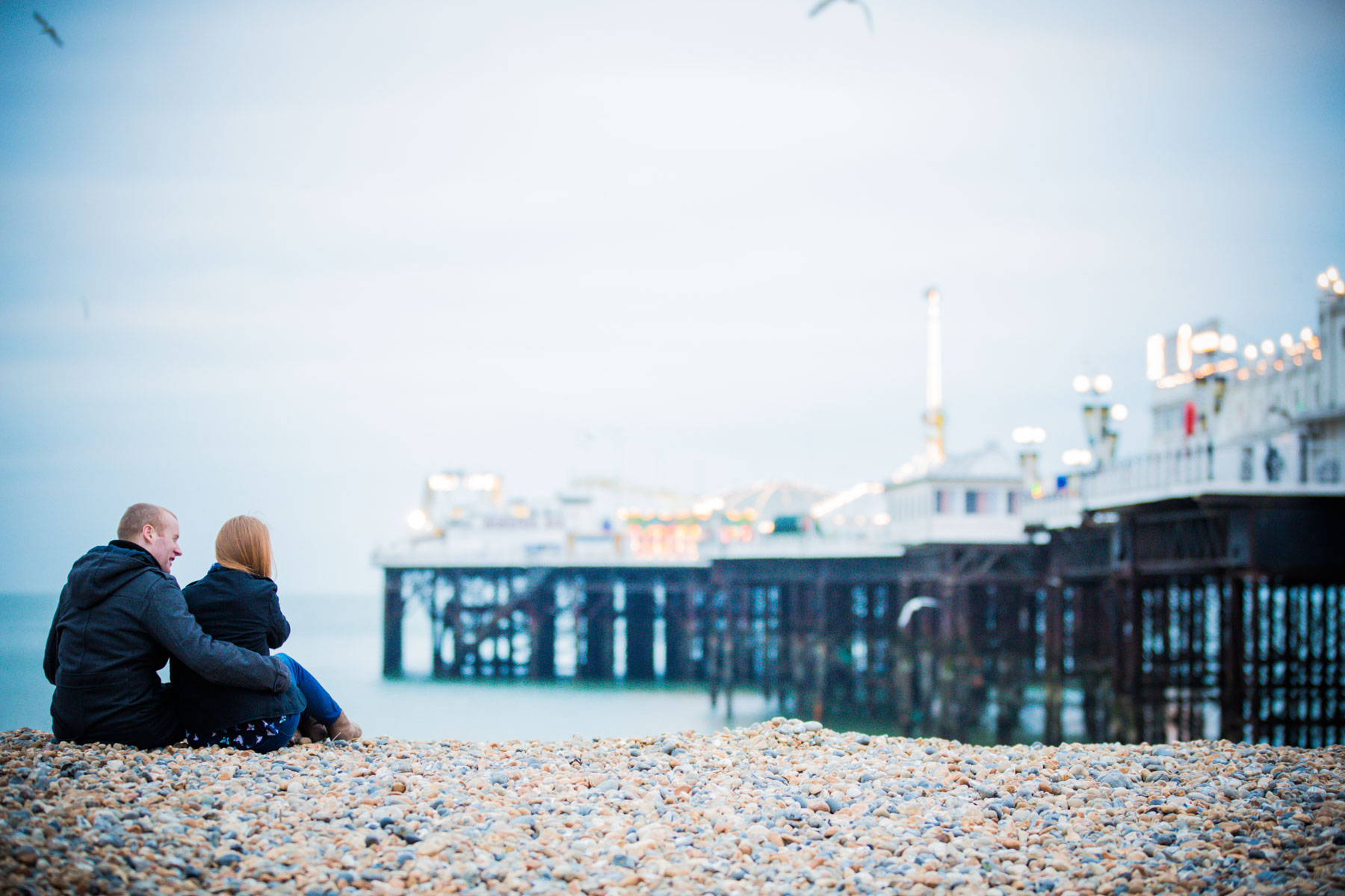 Brighton Engagement Photography Brighton Wedding Photographer Richard Murgatroyd