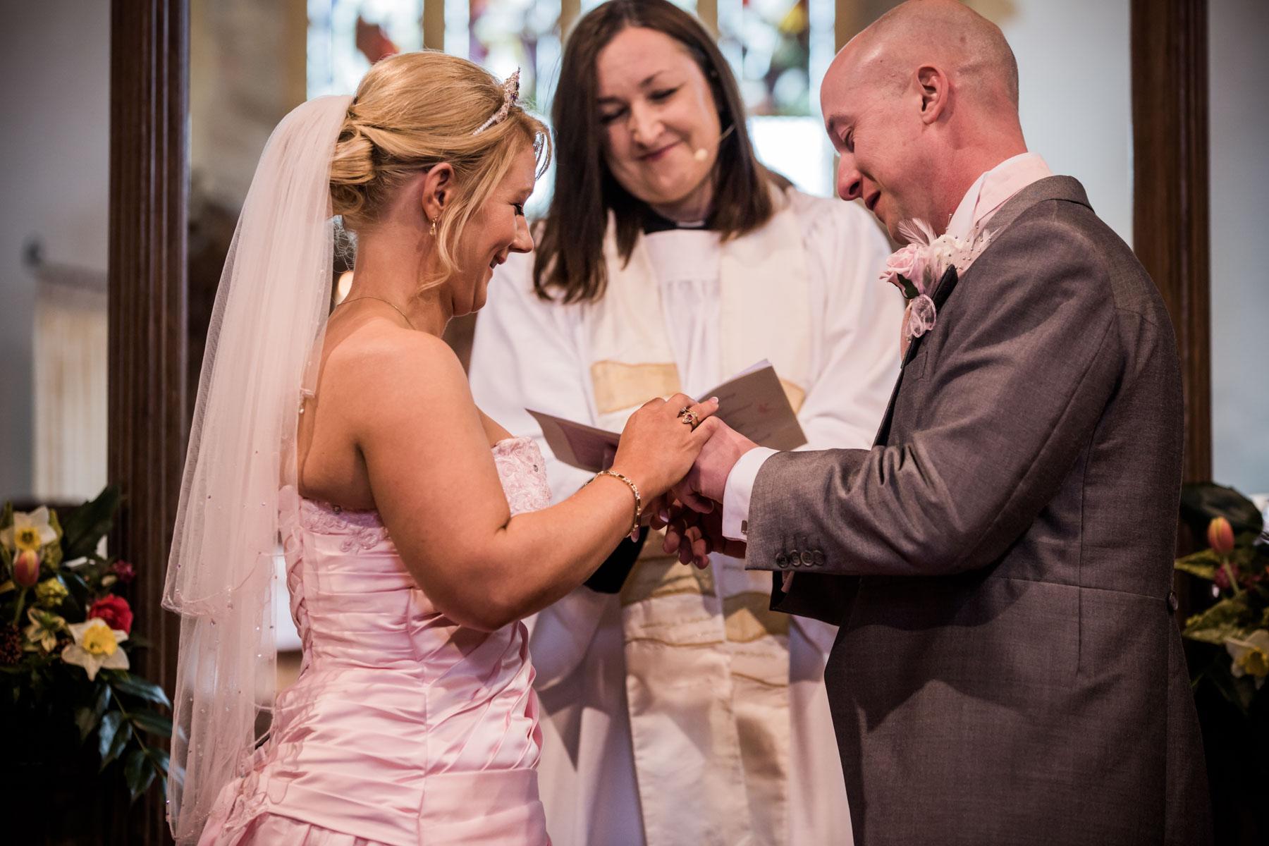 Westcott Barton Devon Wedding Photography