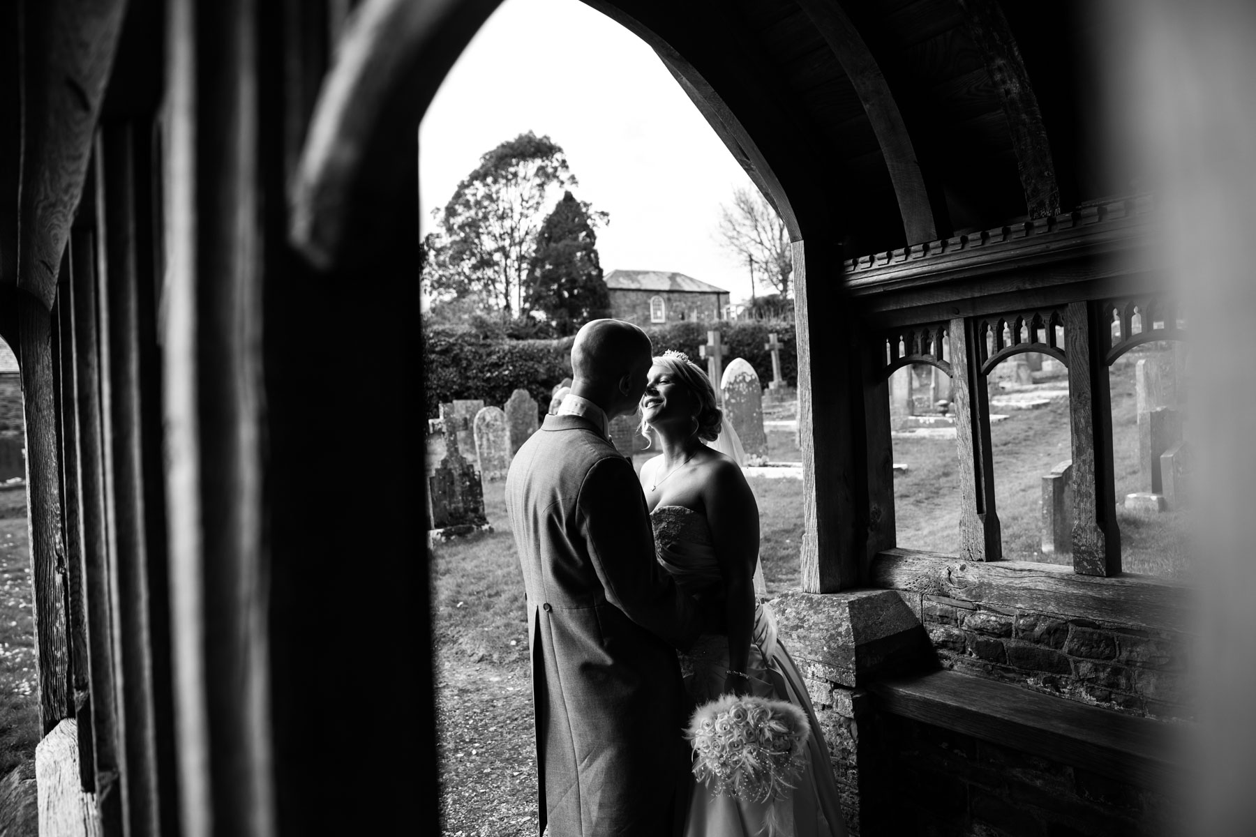 Westcott Barton North Devon Wedding Photography
