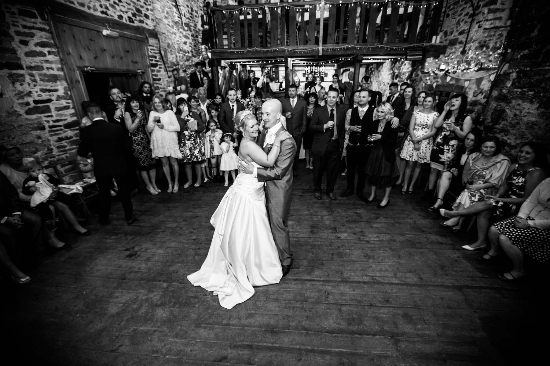 Westcott Barton Wedding Photography
