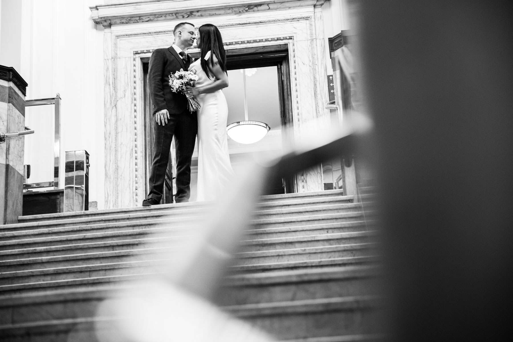 Islington Town Hall Wedding Photographer Richard Murgatroyd