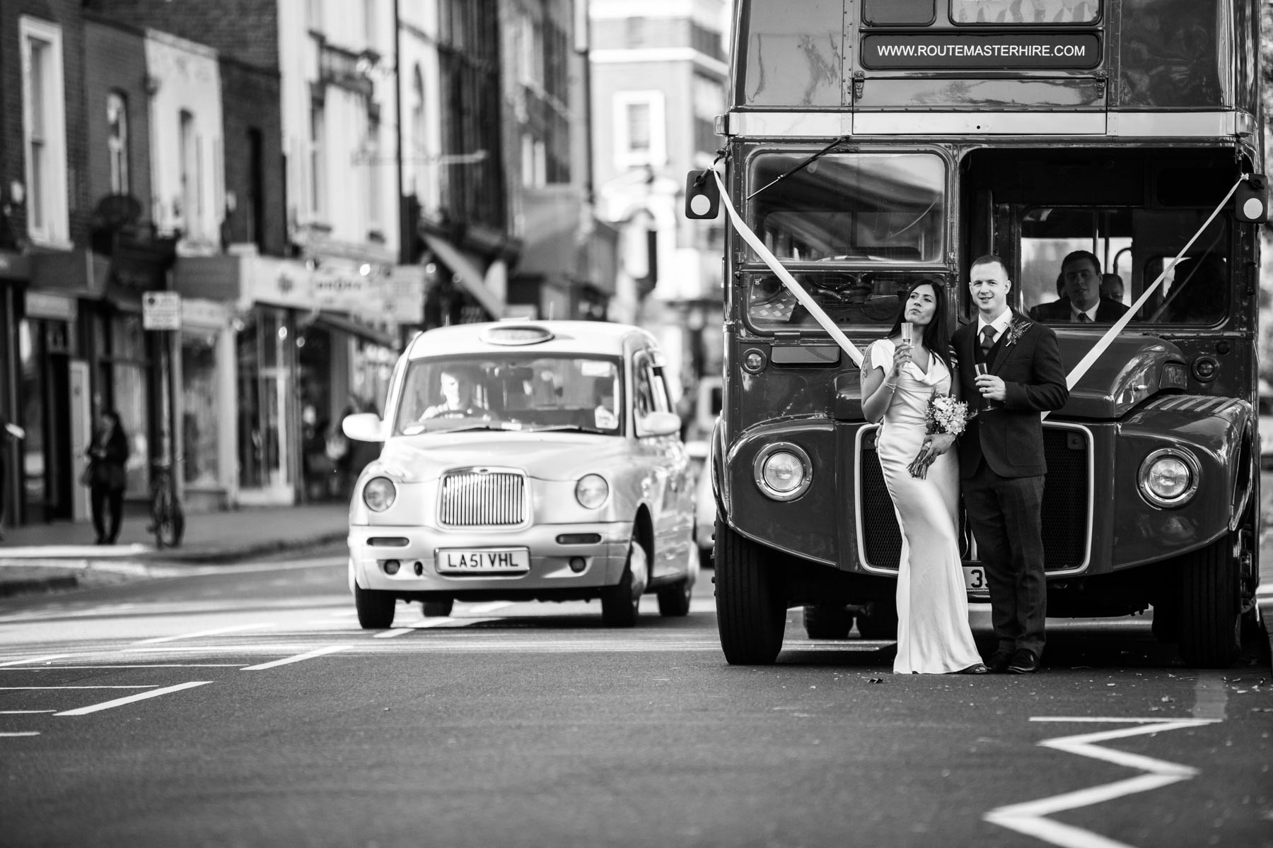 North London Wedding Photography by Richard Murgatroyd