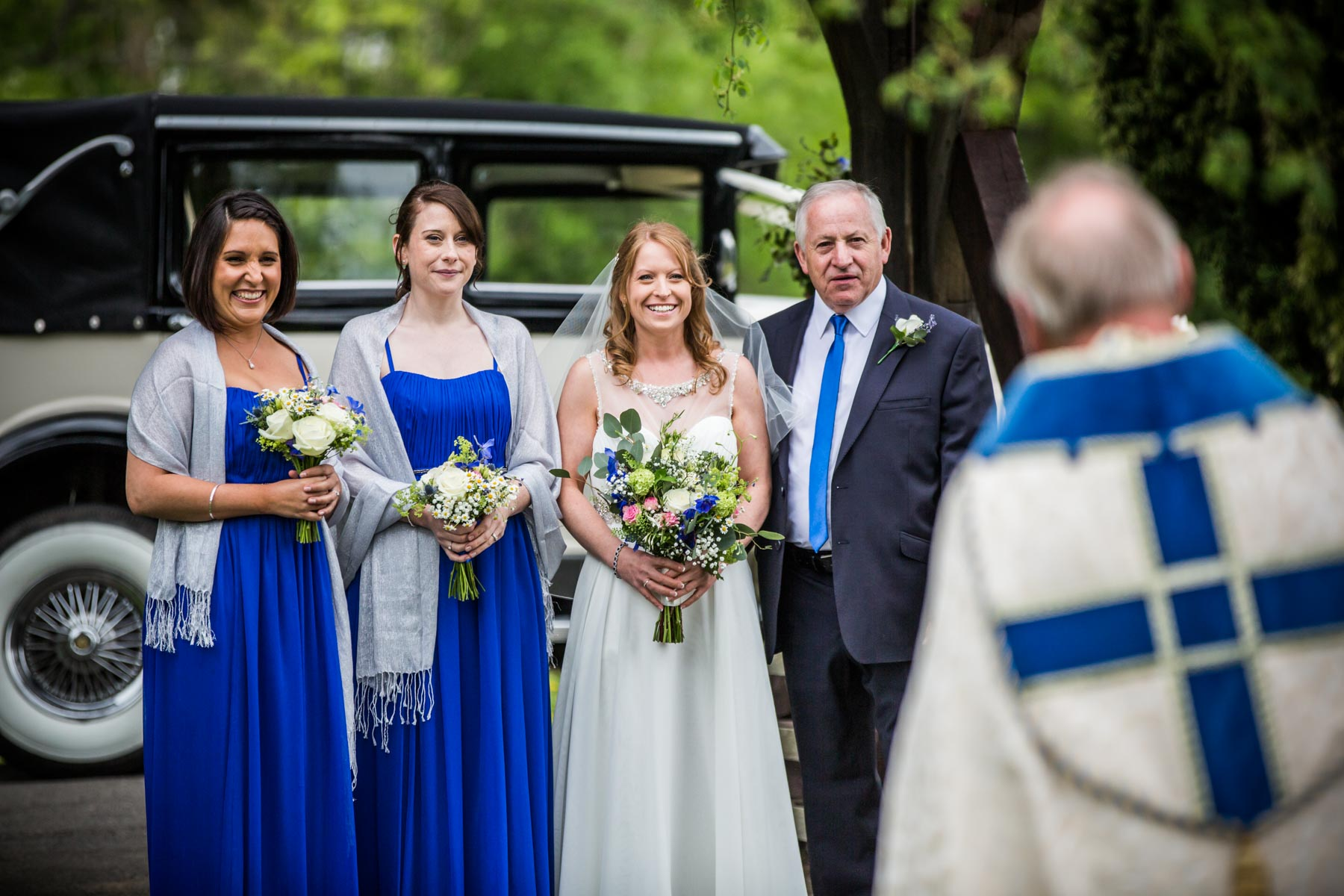 St Margarets Church Chipstead Wedding Photography