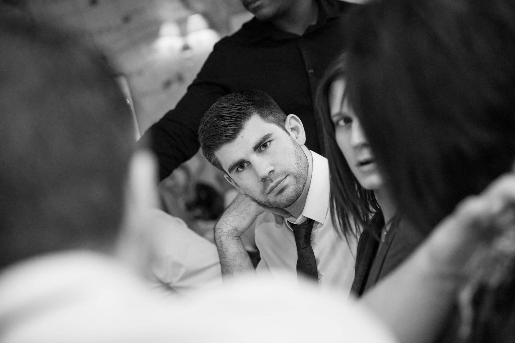 Mews of Mayfair Wedding Photographer - Richard Murgatroyd Photography