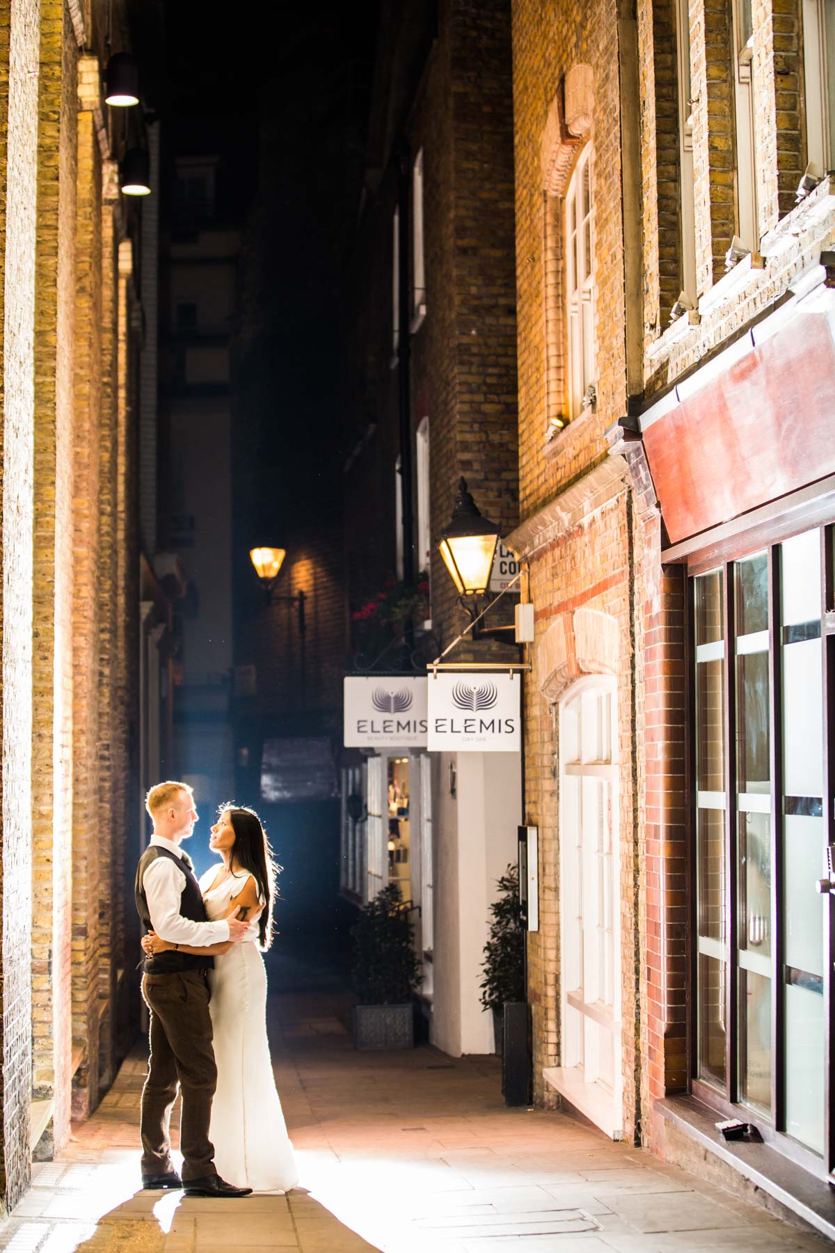 Mews of Mayfair Wedding Photographer - Richard Murgatroyd Photography