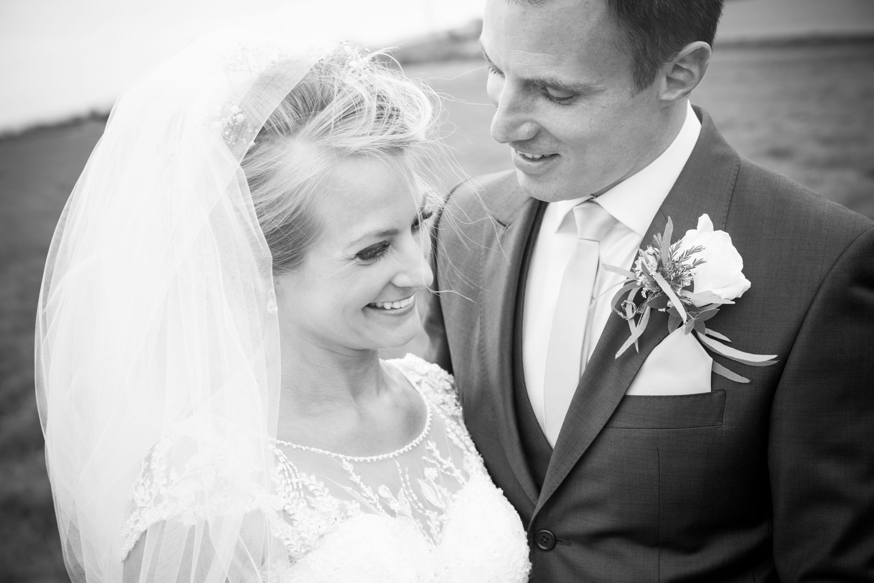 Devon Wedding Photography - Emily and Ian