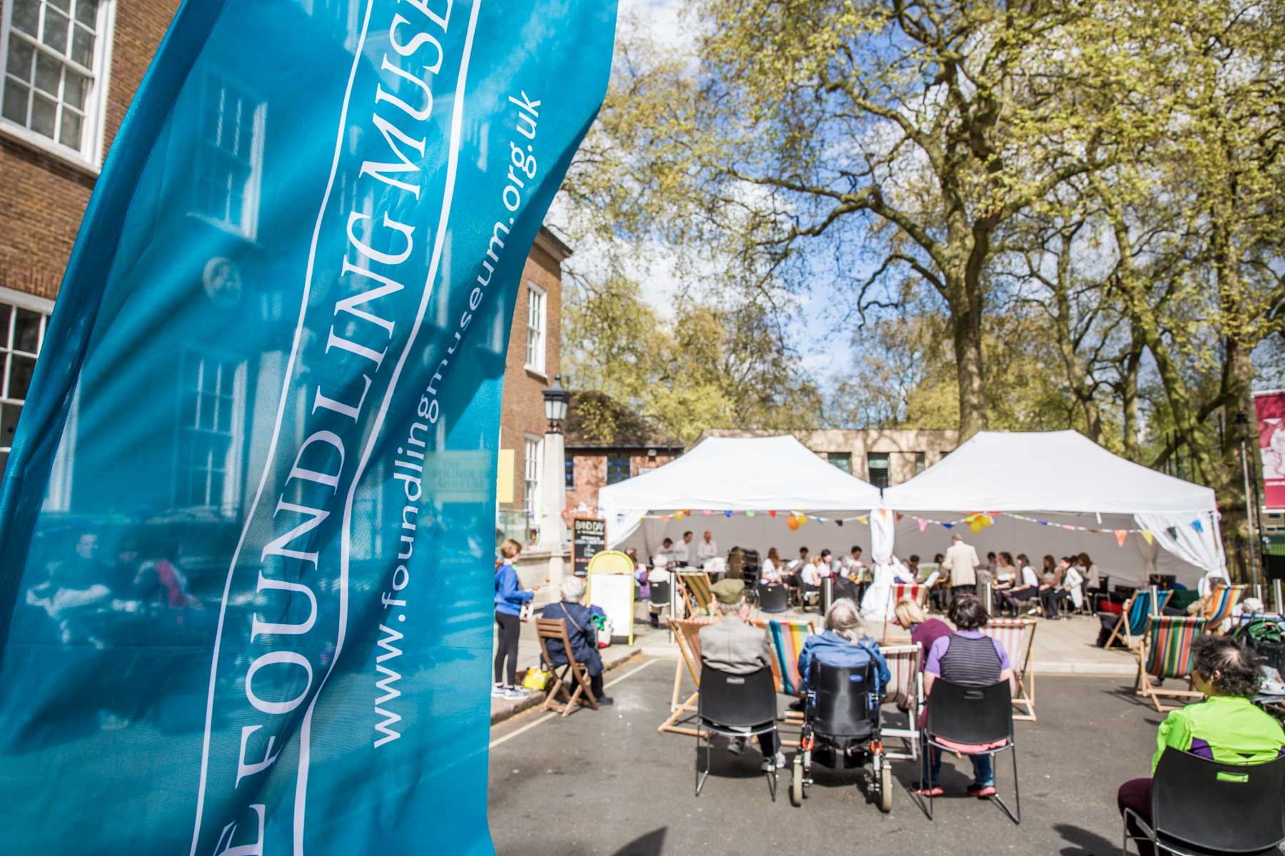 Foundling Museum Event Photography