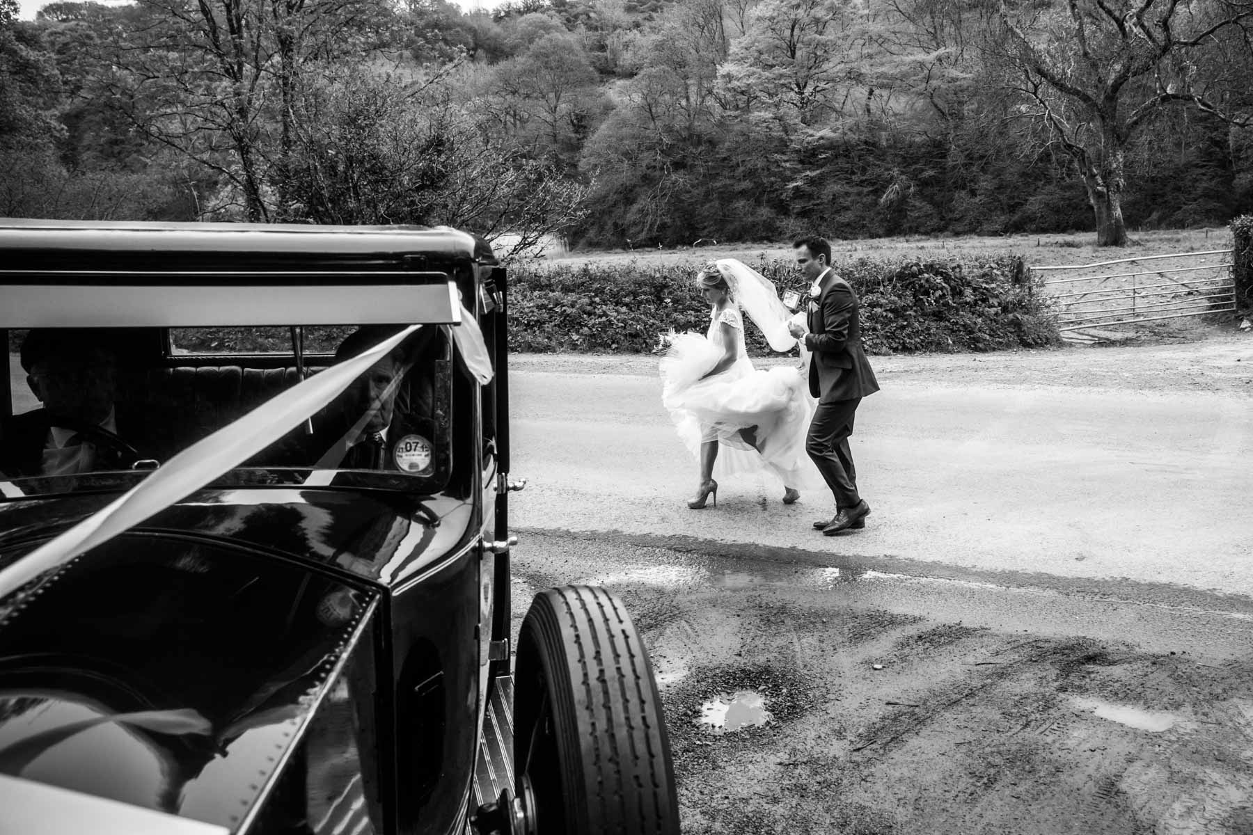 North Devon Wedding Photography - Emily and Ian