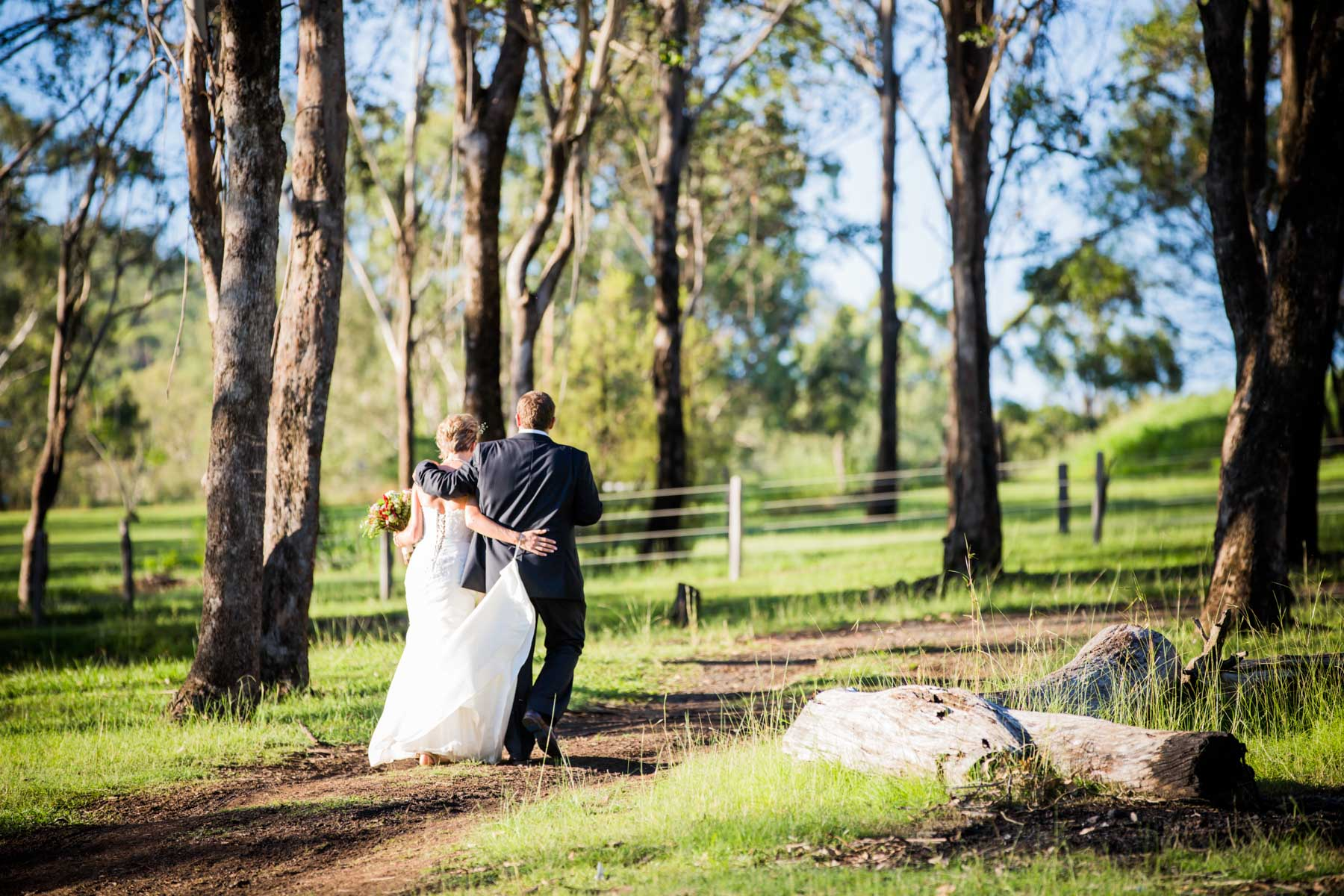Moogerah Dam Queensland Wedding Photography