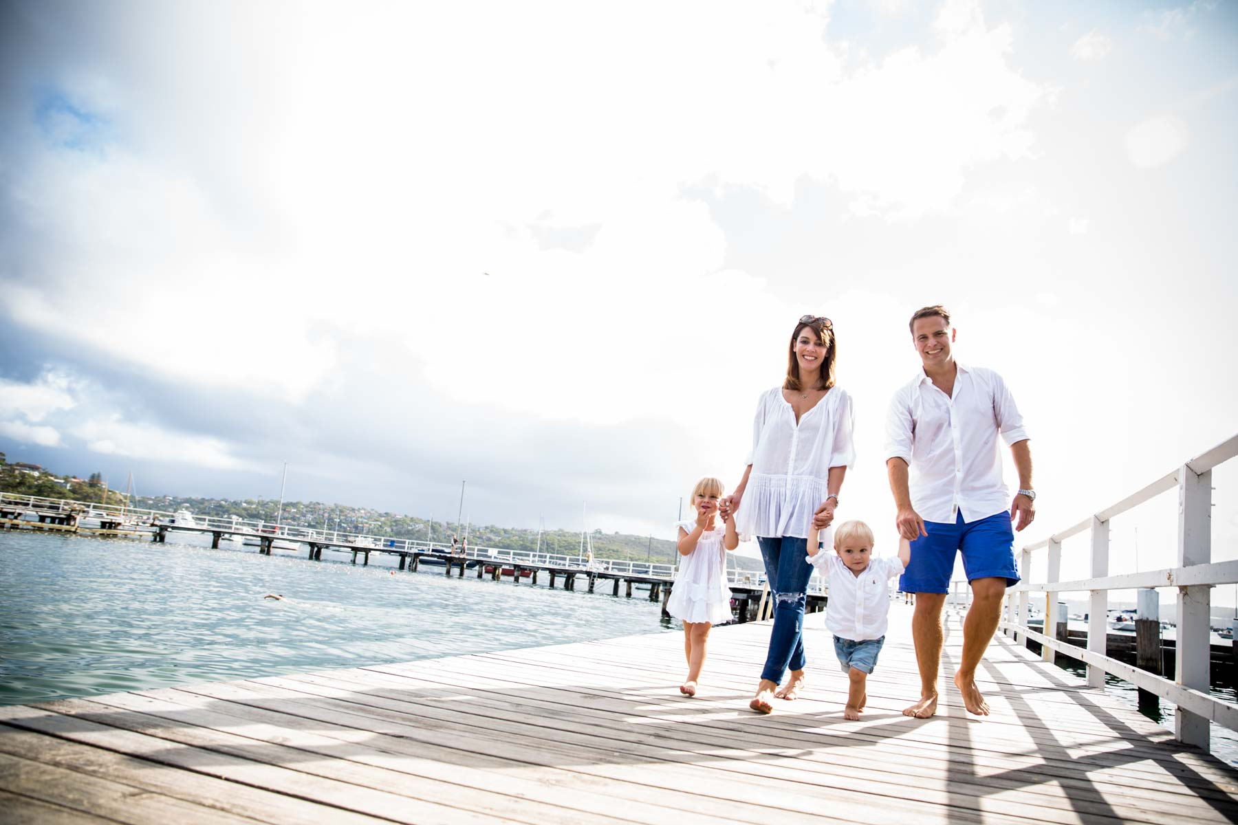 Balmoral Beach Sydney Family Photography