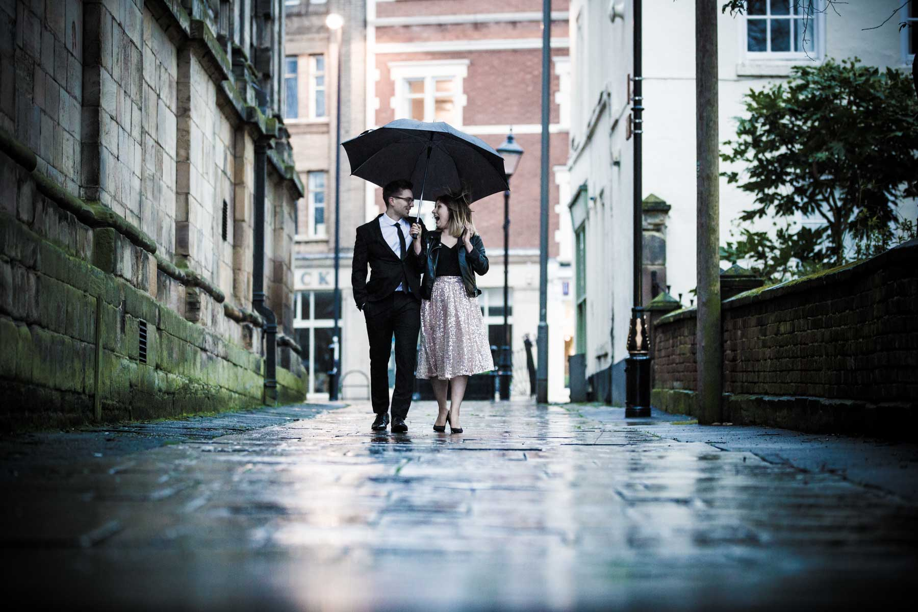 Derby Engagement Photography West Mill Darley Abbey Wedding