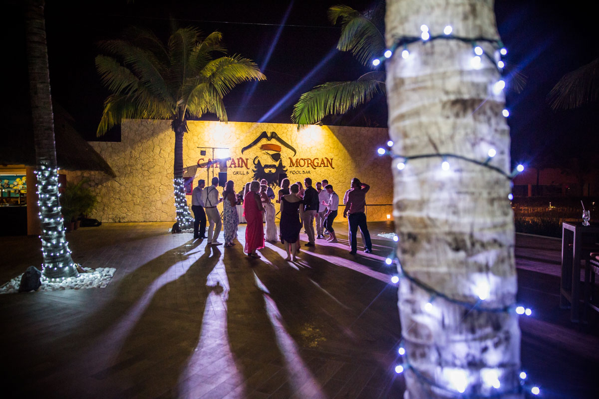 Barcelo Maya Riviera Mexico Destination Wedding Photography