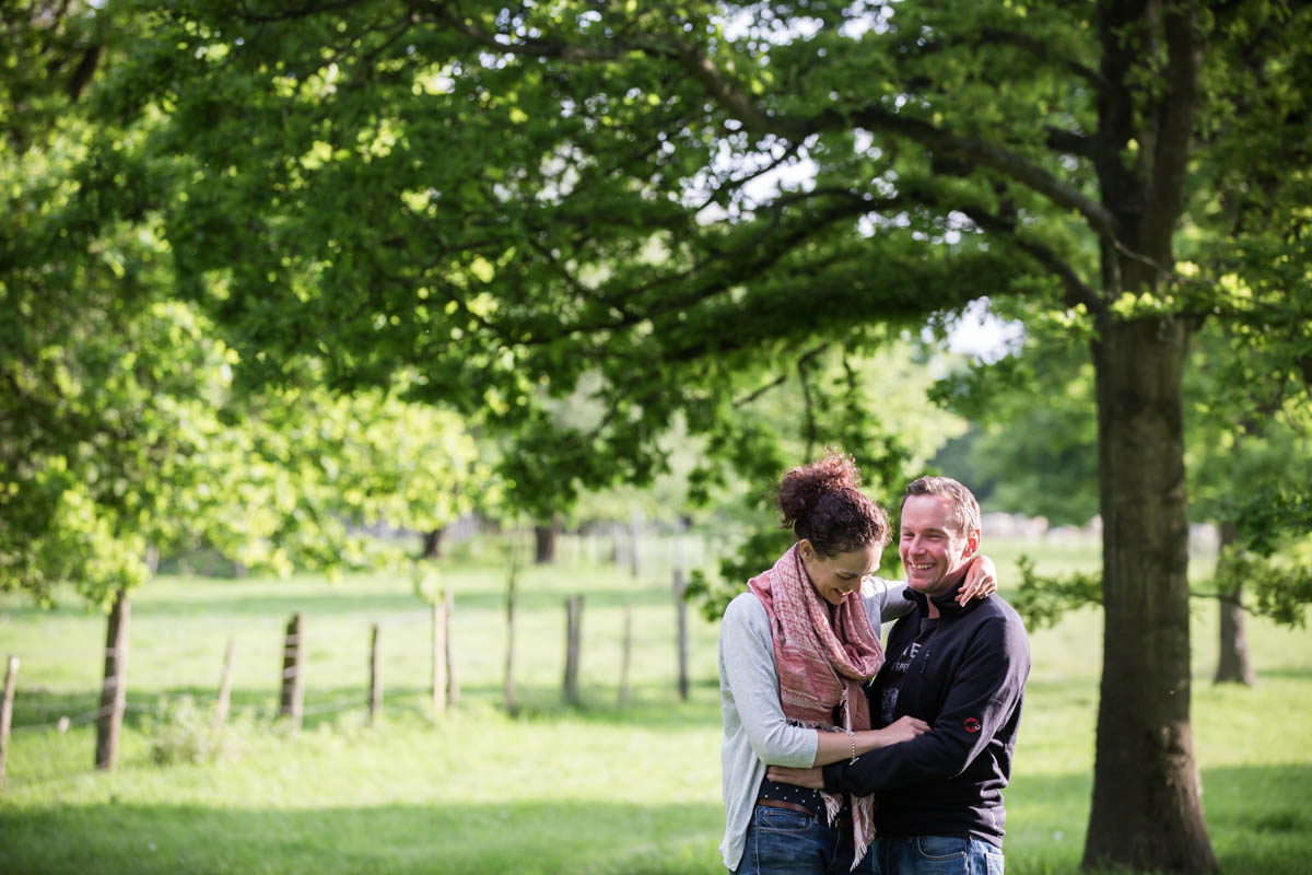 Tunbridge Wells Kent Countryside Engagement Photography