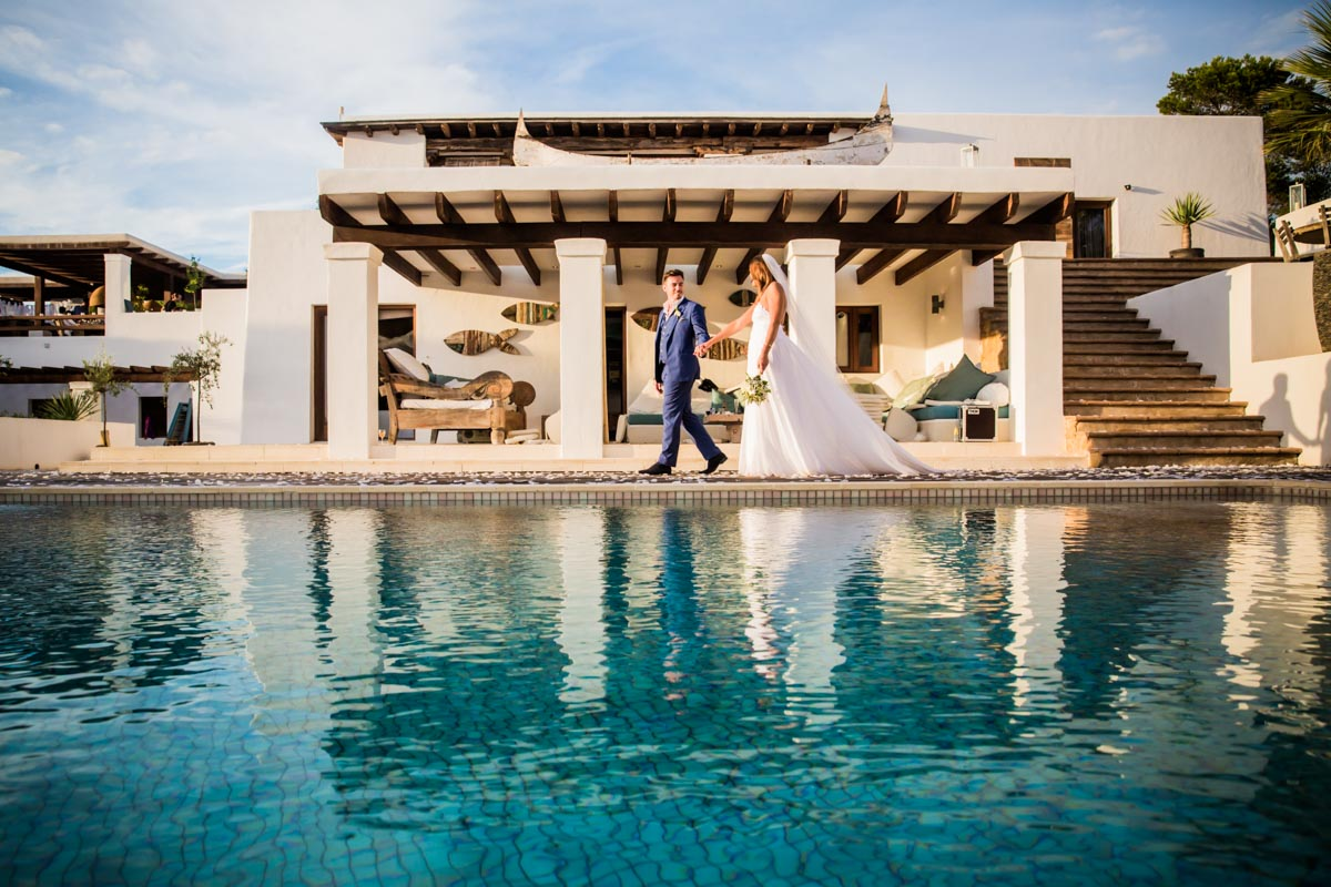 Villa Uma Ibiza Wedding Photography by Ibiza Destination Wedding Photographer Richard Murgatroyd