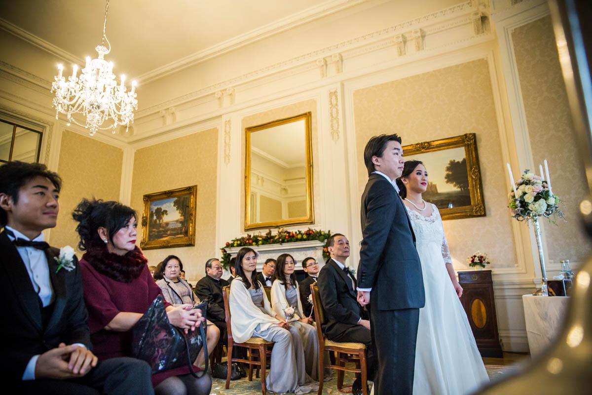 Luton Hoo Bedfordshire Wedding Photography