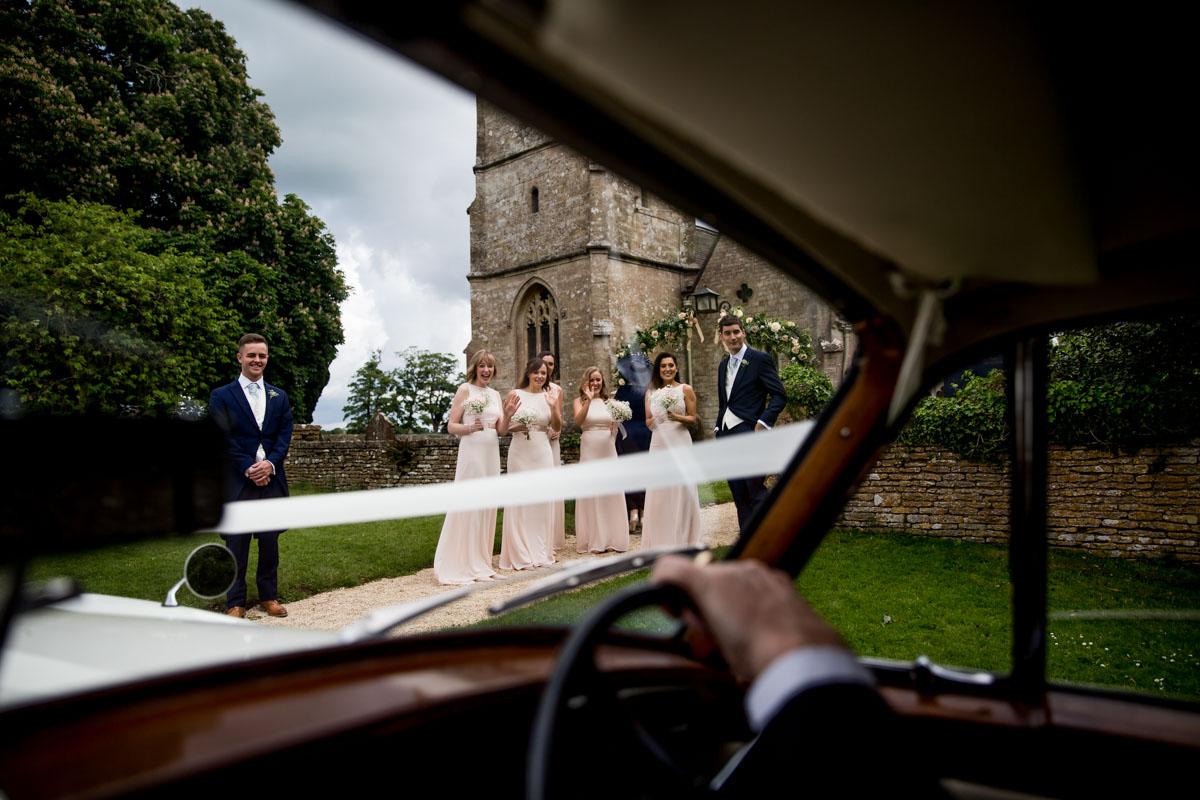 Great Tythe Barn Tetbury Wedding Photography - Rebecca and Chris