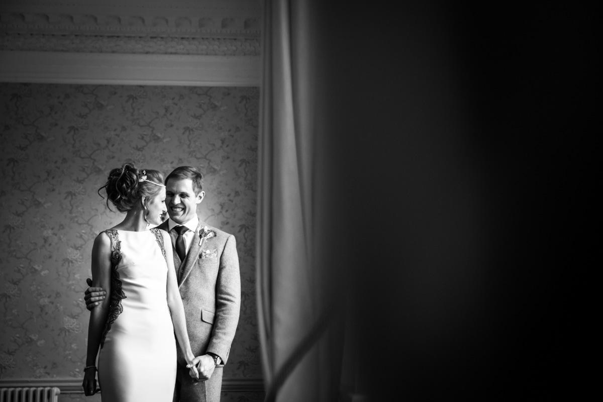 Morden Hall Wimbledon Wedding Photography - Liz and Andrew