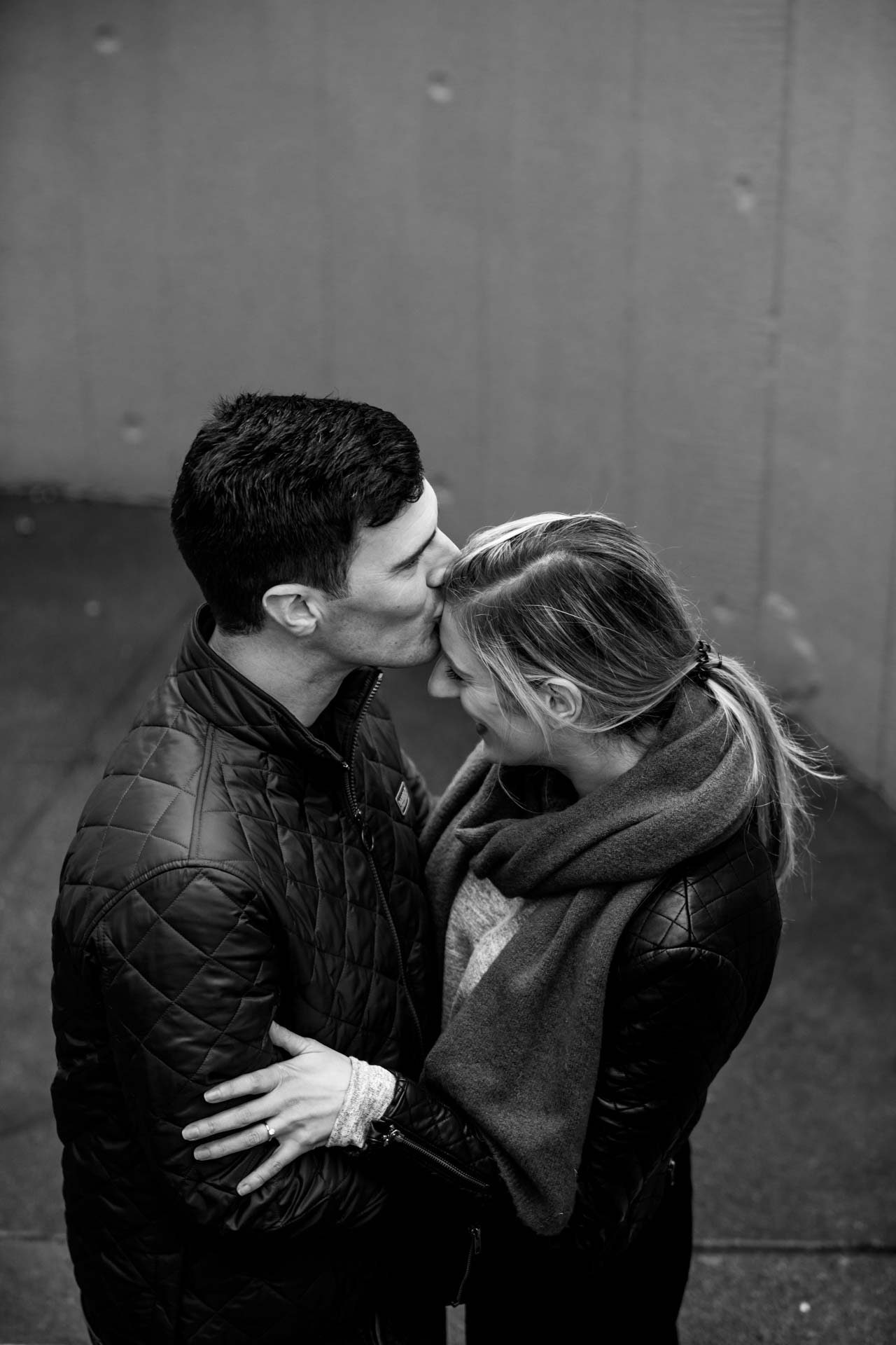 Engagement Photography Inspiration London Southbank - Amy and Michael