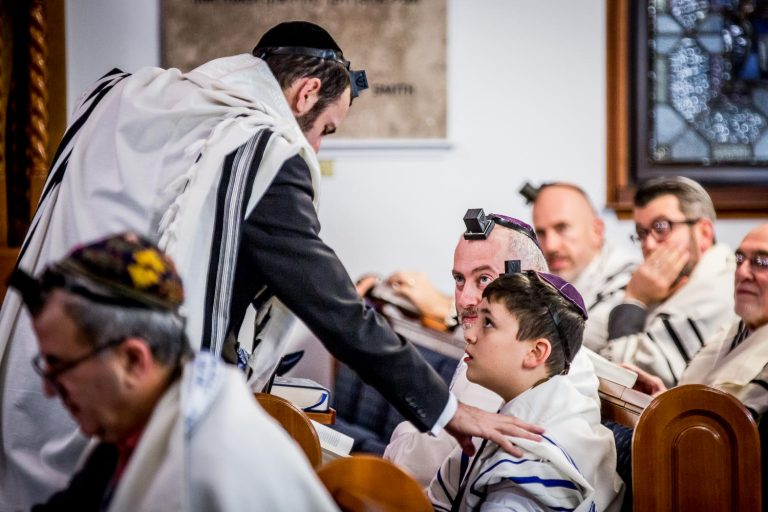 Woodside Park Synagogue London Bar Mitzvah Photography