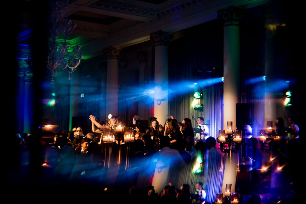 Langham Hotel Bar Mitzvah Photography London Uptown Events - Oli